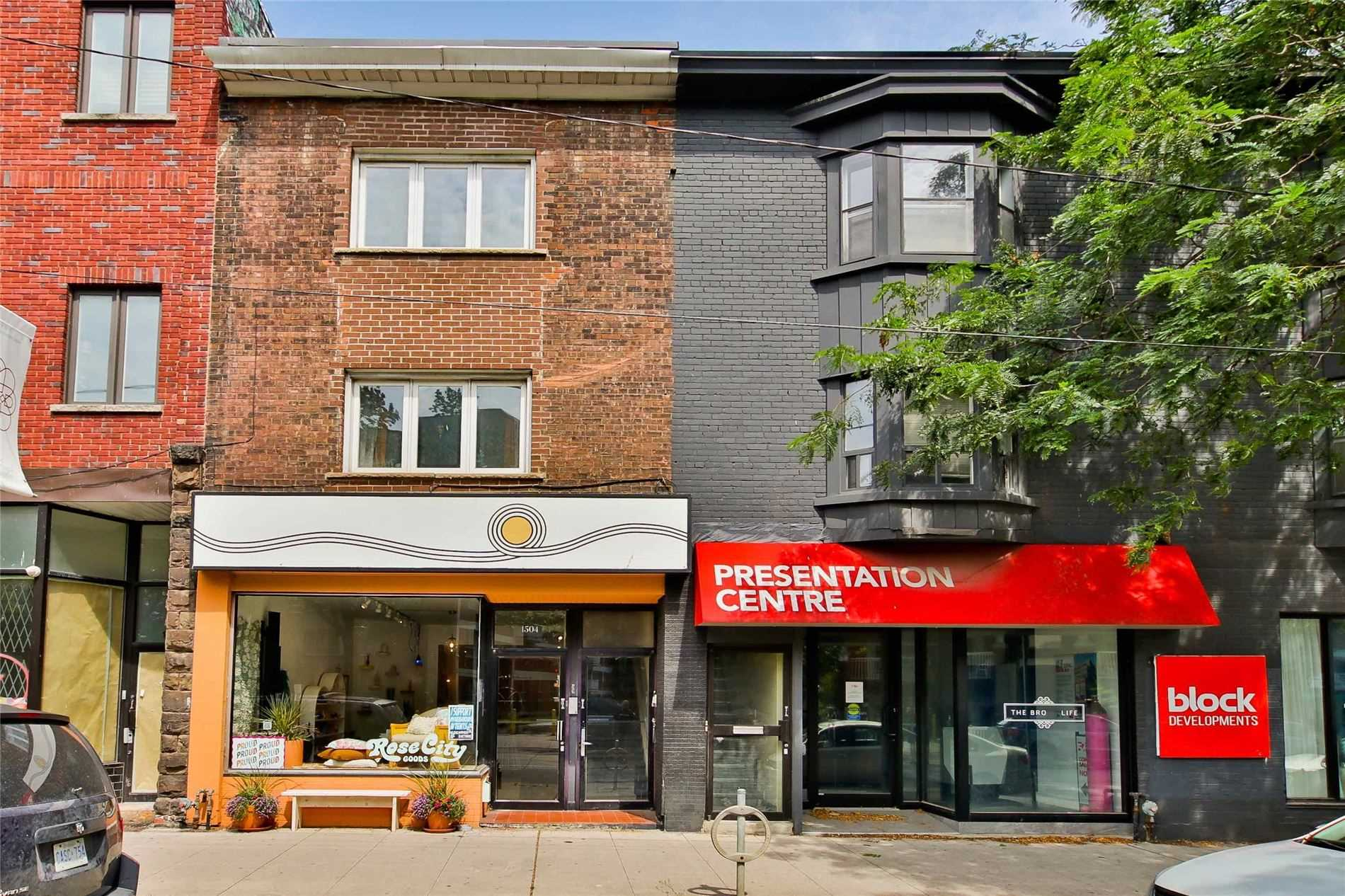 Att/row/twnhouse For Sale In Toronto , 4 Bedrooms Bedrooms, ,3 BathroomsBathrooms,Att/row/twnhouse,For Sale,Dundas