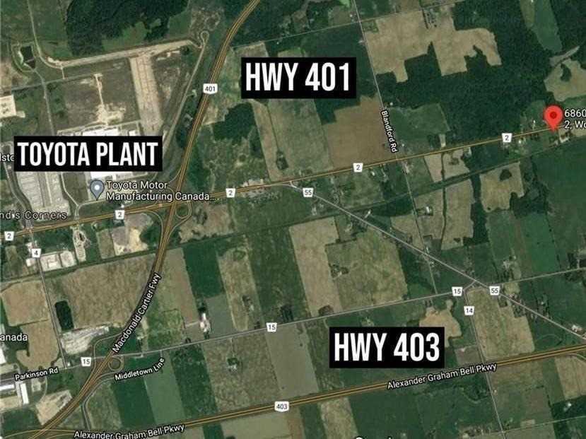 686010 Highway 2 Frwy, Woodstock, Ontario N4S7V9, 3 Bedrooms Bedrooms, ,2 BathroomsBathrooms,Detached,For Sale,Highway 2,X5359325