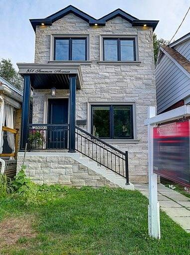 351 Sammon Ave, Toronto, Ontario M4J2A6, 3 Bedrooms Bedrooms, 8 Rooms Rooms,4 BathroomsBathrooms,Detached,For Sale,Sammon,E5361041