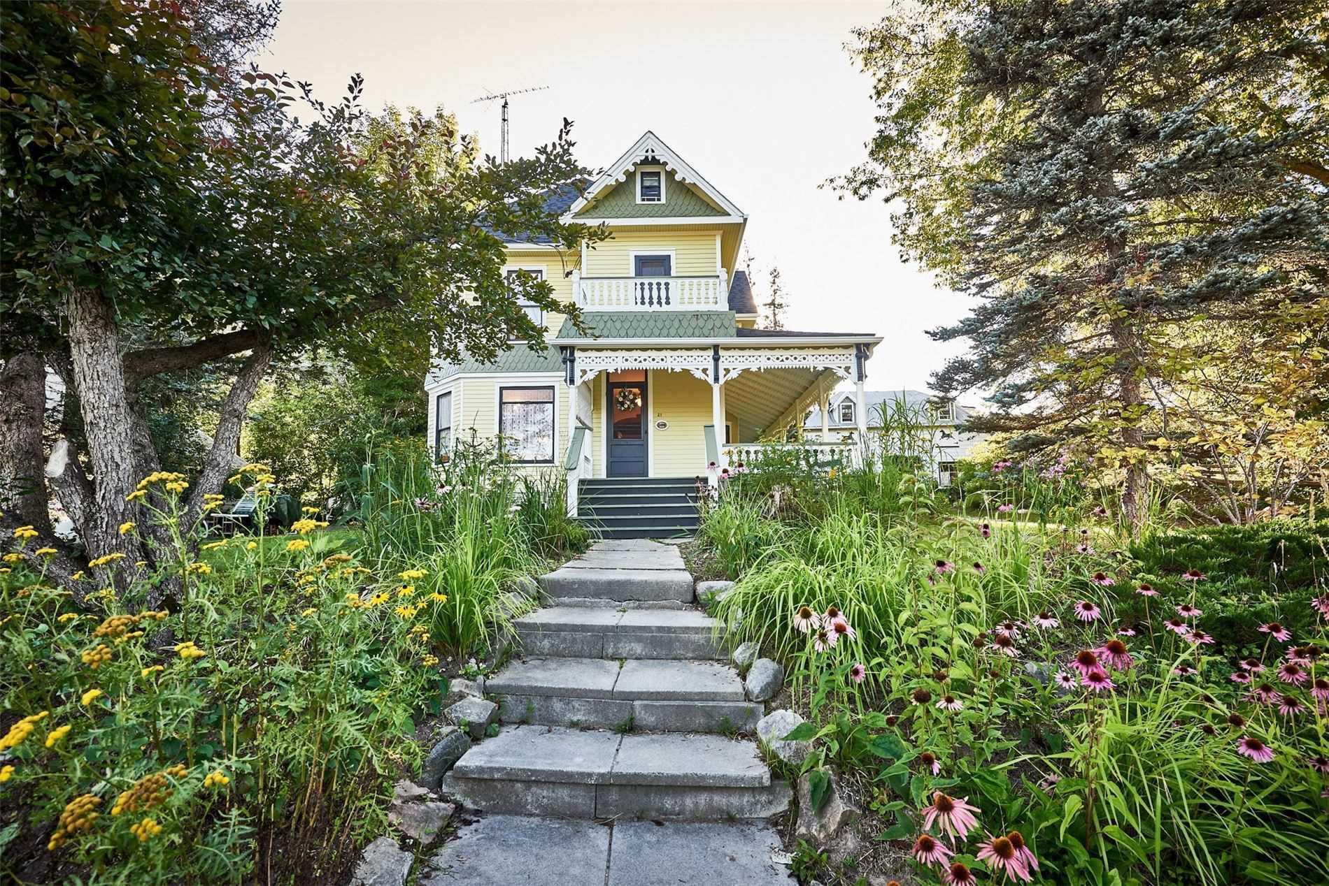 Detached house For Sale In Trent Hills - 21 George St, Trent Hills, Ontario, Canada K0K 3K0 , 3 Bedrooms Bedrooms, ,3 BathroomsBathrooms,Detached,For Sale,George