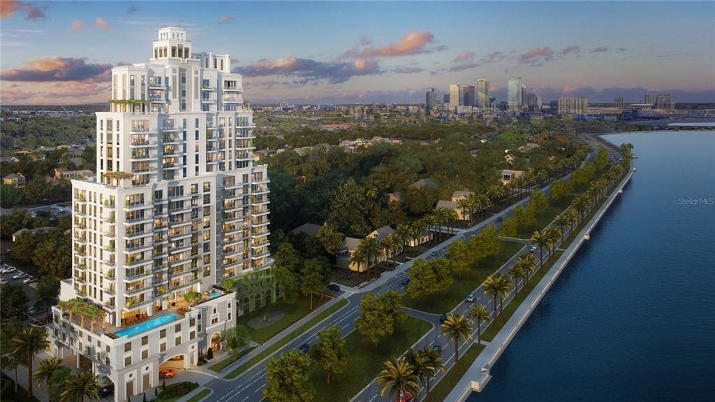 2103 BAYSHORE BOULEVARD, TAMPA, Florida 33606, 4 Bedrooms Bedrooms, ,5 BathroomsBathrooms,Residential,For Sale,BAYSHORE,MFRT3328428