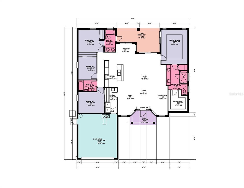 15522 SAHARA STREET, ORLANDO, Florida 32828, 4 Bedrooms Bedrooms, ,3 BathroomsBathrooms,Residential,For Sale,SAHARA,MFRO5968030