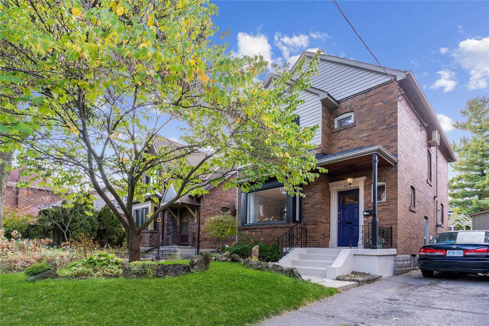 84 Hanna Rd, Toronto, Ontario M4G3N3, 3 Bedrooms Bedrooms, 6 Rooms Rooms,2 BathroomsBathrooms,Detached,For Sale,Hanna,C5364985