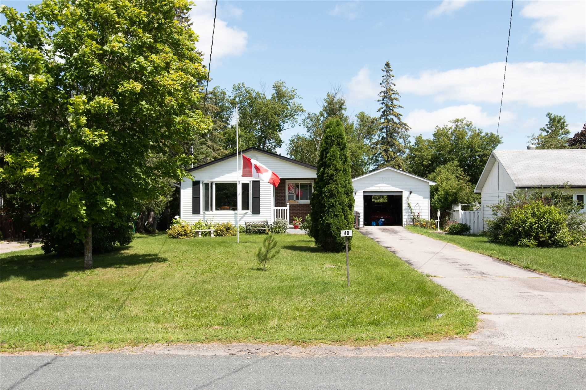Detached house For Sale In Trent Hills - 48 Clyde St, Trent Hills, Ontario, Canada K0L 1Y0 , 3 Bedrooms Bedrooms, ,1 BathroomBathrooms,Detached,For Sale,Clyde