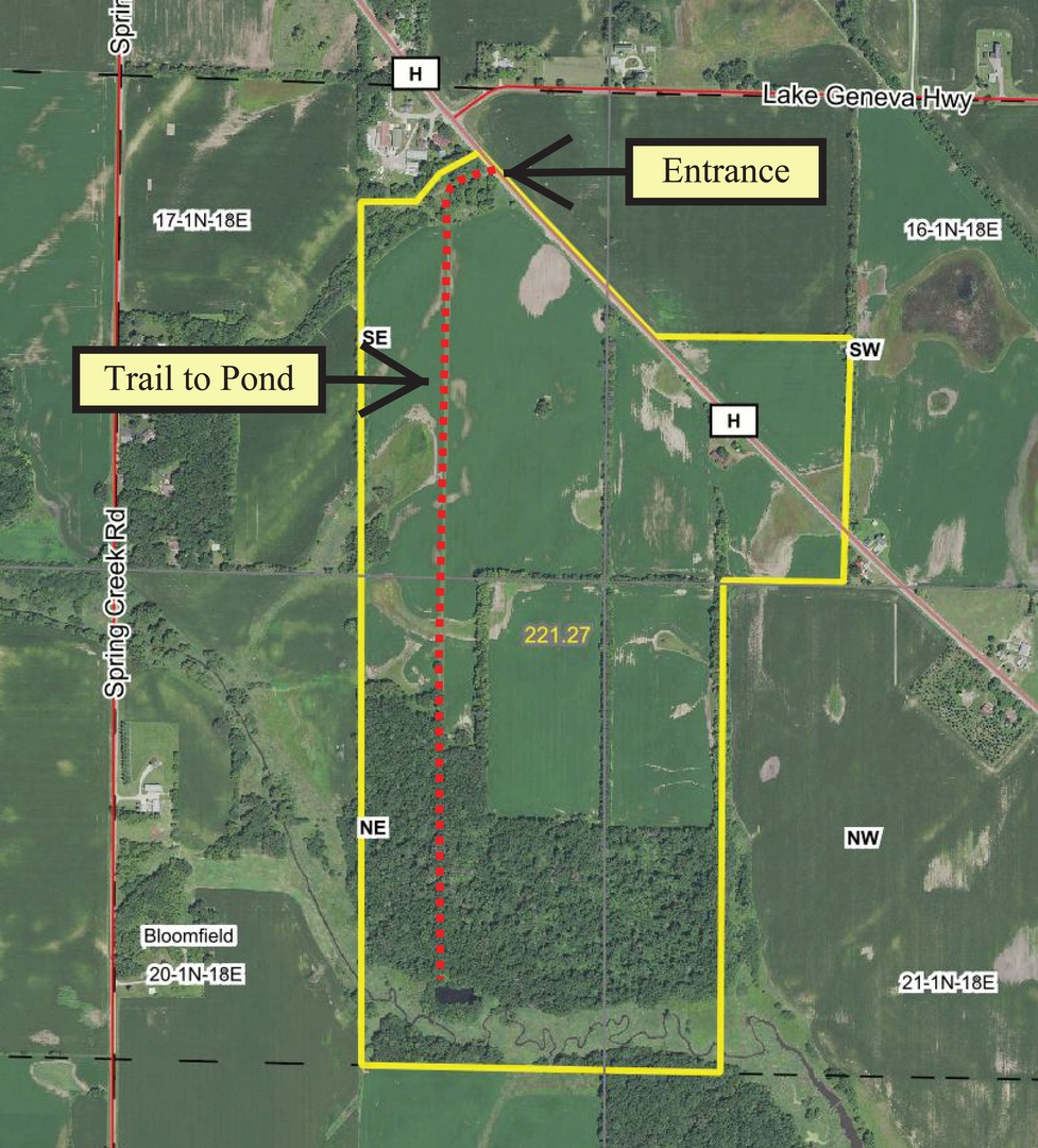 Lot 1 County Rd H, Genoa City, Wisconsin 53128, ,Farm,For Sale,County Rd H,MRD11215839