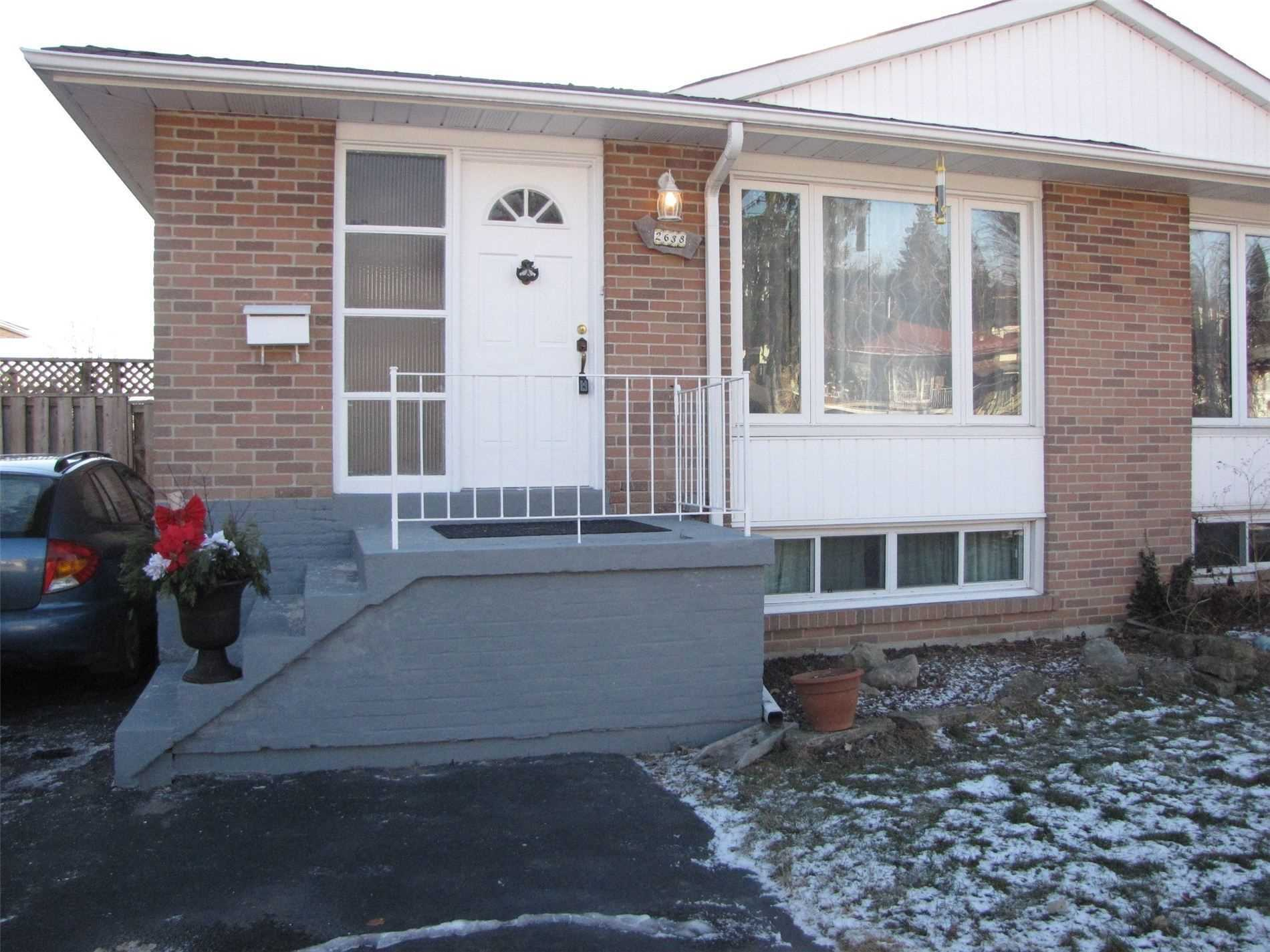 Semi-Detached For Lease In Mississauga , 3 Bedrooms Bedrooms, ,1 BathroomBathrooms,Semi-Detached,For Lease,Sherhill