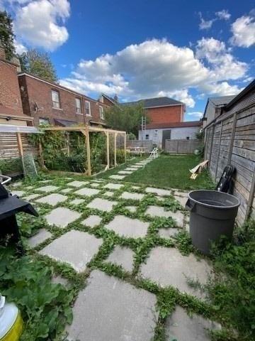 Detached house For Lease In Toronto - 251 Hallam St, Toronto, Ontario, Canada M6H1Y2 , 2 Bedrooms Bedrooms, ,2 BathroomsBathrooms,Detached,For Lease,3,Hallam