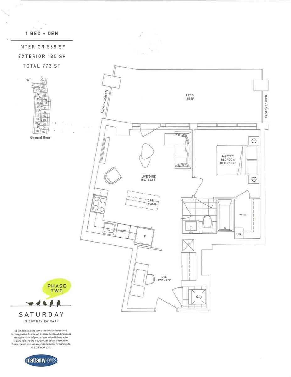 Condo Apt For Sale In Toronto , 1 Bedroom Bedrooms, ,1 BathroomBathrooms,Condo Apt,For Sale,115,George Butchart