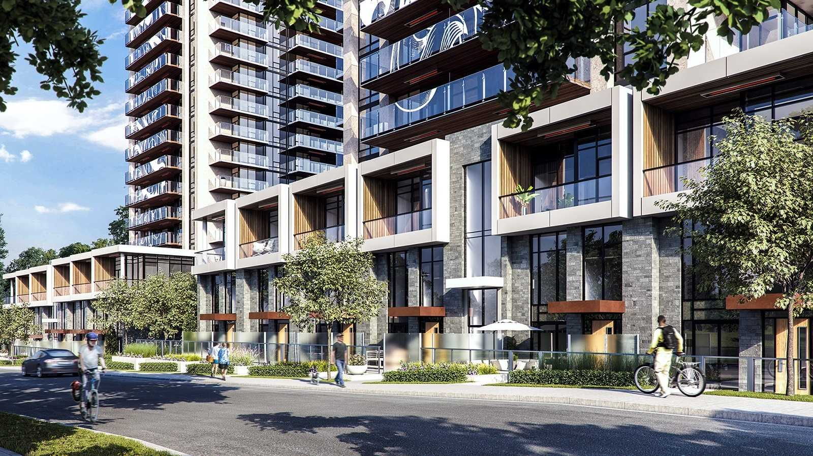 Condo Townhouse For Sale In Toronto , 3 Bedrooms Bedrooms, ,3 BathroomsBathrooms,Condo Townhouse,For Sale,V111,Mcmahon
