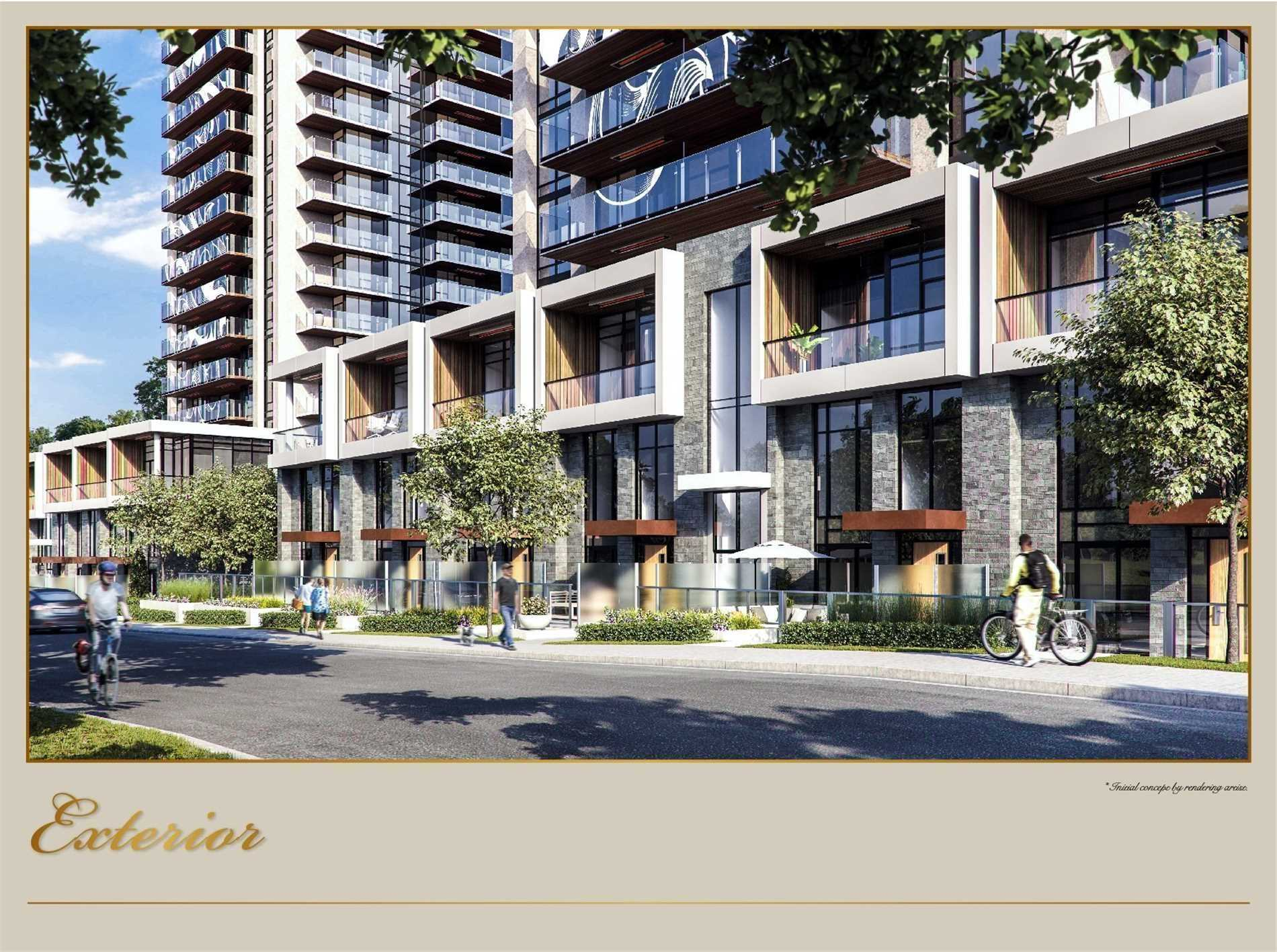 Condo Townhouse For Sale In Toronto , 3 Bedrooms Bedrooms, ,3 BathroomsBathrooms,Condo Townhouse,For Sale,V110,Mcmahon