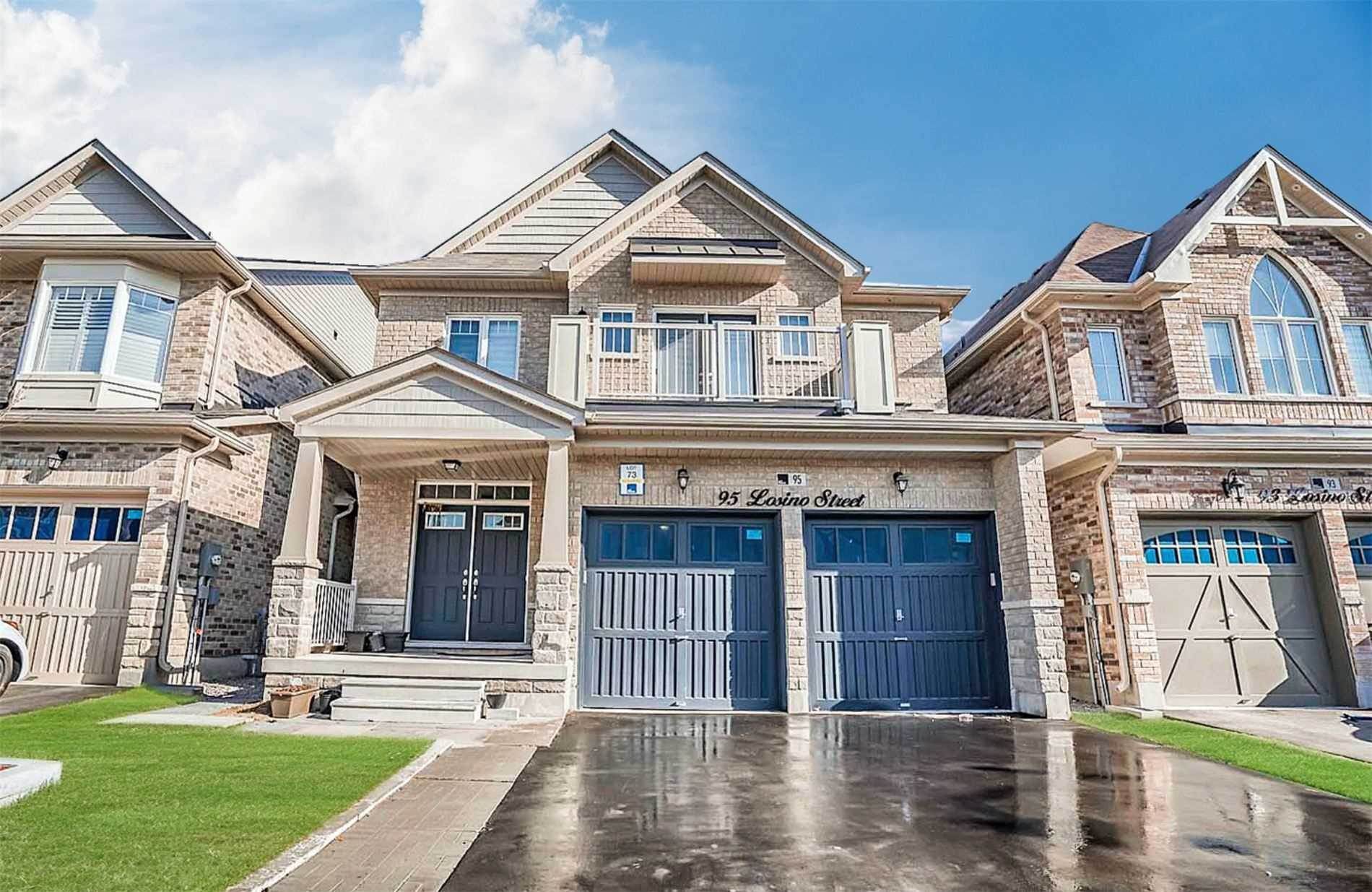 Detached house For Lease In Caledon - 95 Losino St, Caledon, Ontario, Canada L7C3N7 , 2 Bedrooms Bedrooms, ,2 BathroomsBathrooms,Detached,For Lease,Bsmt,Losino