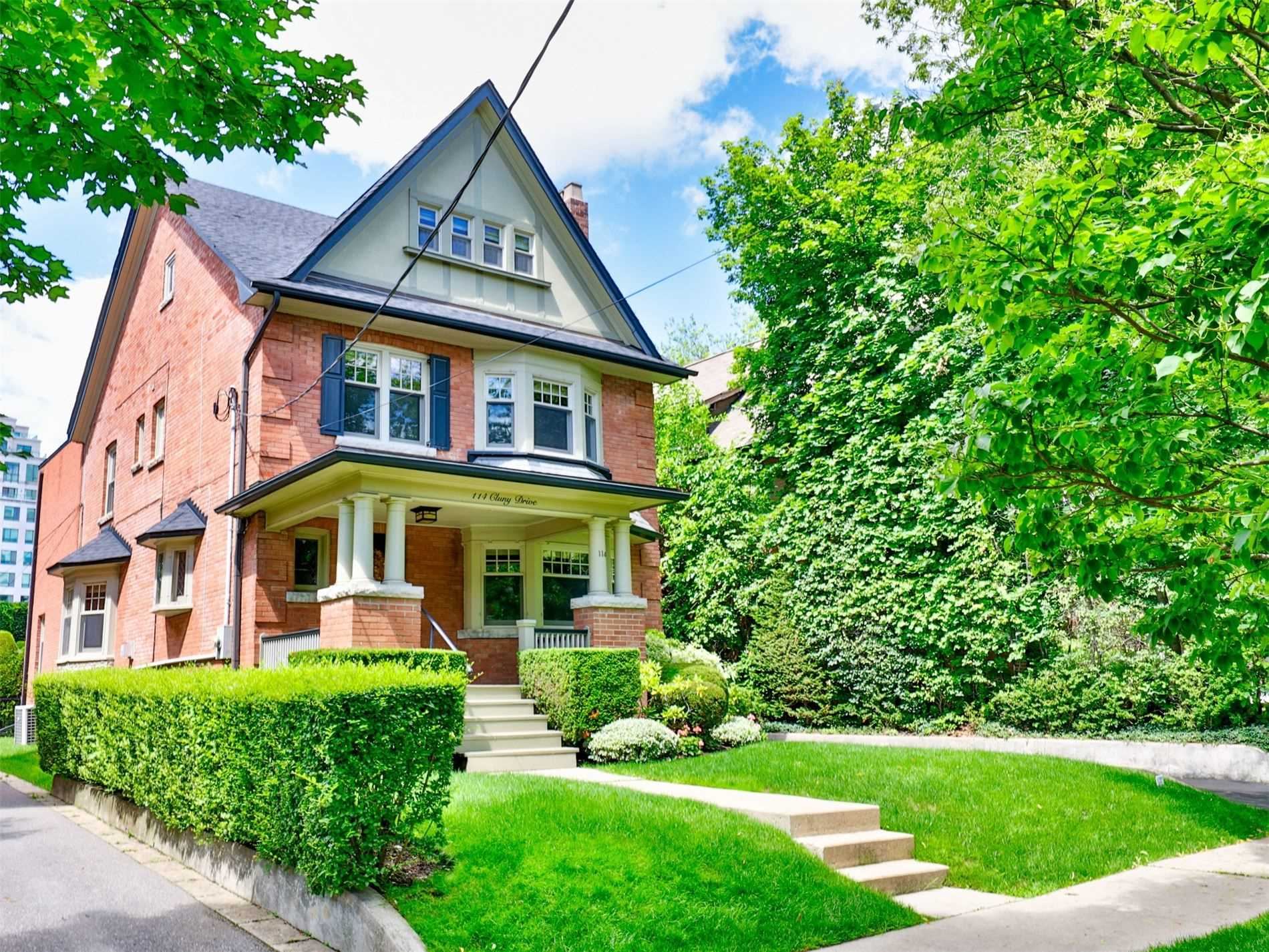 Detached house For Sale In Toronto - 114 Cluny Dr, Toronto, Ontario, Canada M4W2R4 , 5 Bedrooms Bedrooms, ,4 BathroomsBathrooms,Detached,For Sale,Cluny