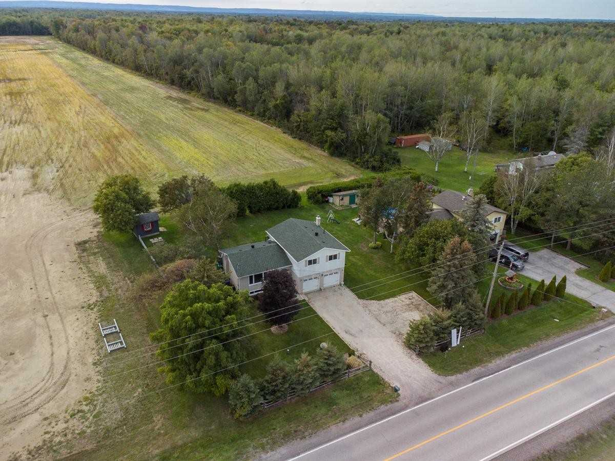 Detached house For Sale In Essa - 7734 County Rd 56, Essa, Ontario, Canada Lom1T0 , 3 Bedrooms Bedrooms, ,2 BathroomsBathrooms,Detached,For Sale,County Rd 56