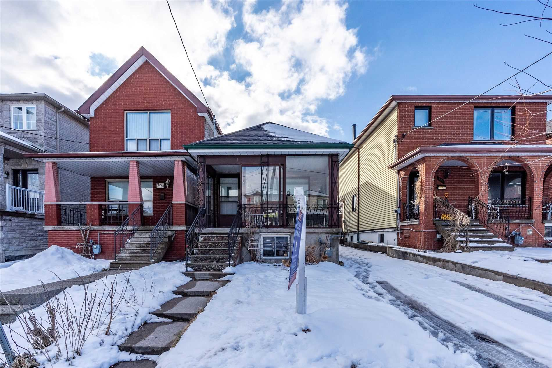Detached house For Lease In Toronto - 396 Nairn Ave, Toronto, Ontario, Canada M6E4J3 , 2 Bedrooms Bedrooms, ,1 BathroomBathrooms,Detached,For Lease,Bsmnt,Nairn