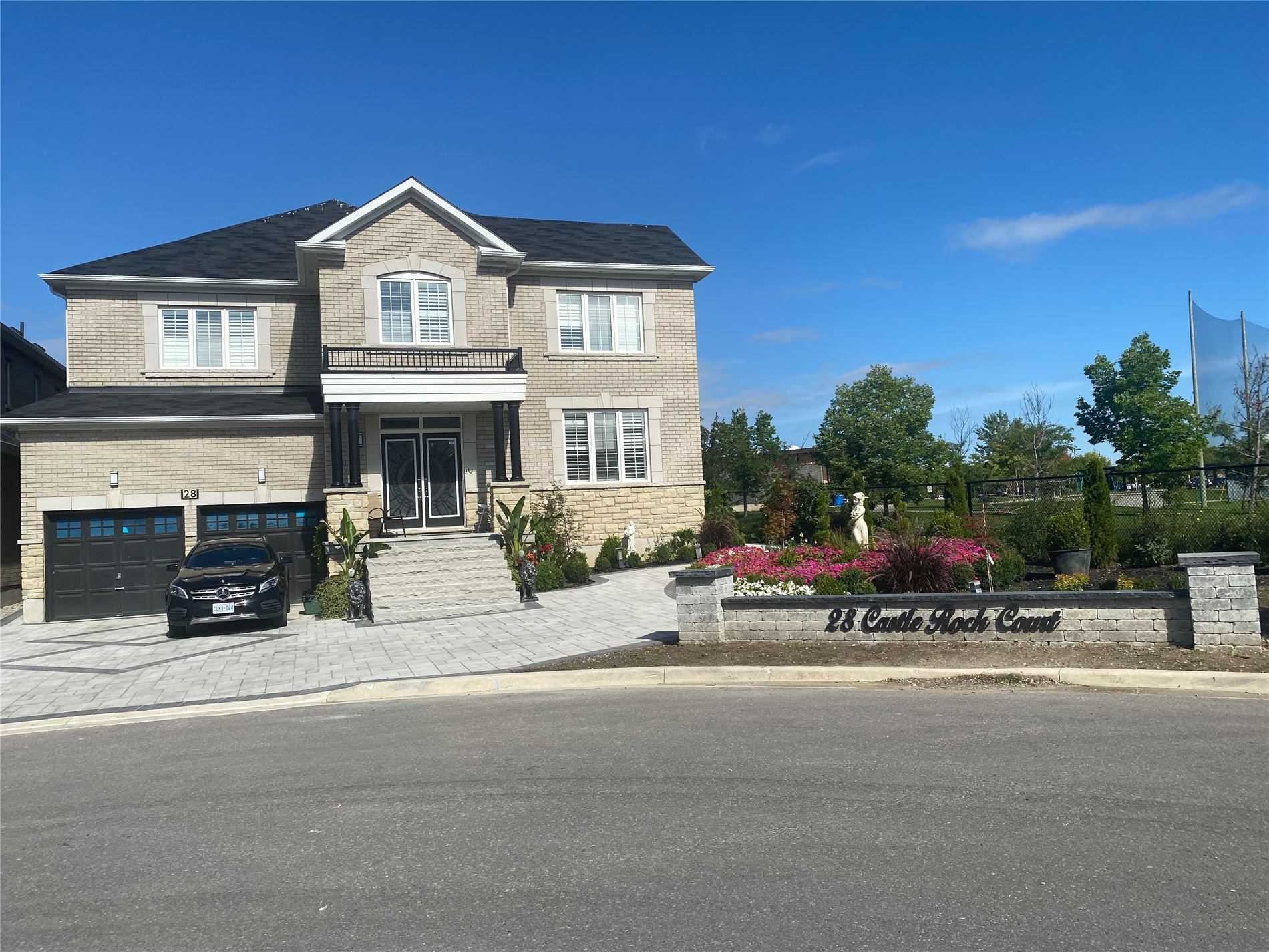 Detached house For Lease In Markham - 28 Castle Rock Crt, Markham, Ontario, Canada L3S0C8 , 1 Bedroom Bedrooms, ,2 BathroomsBathrooms,Detached,For Lease,Bsmt,Castle Rock