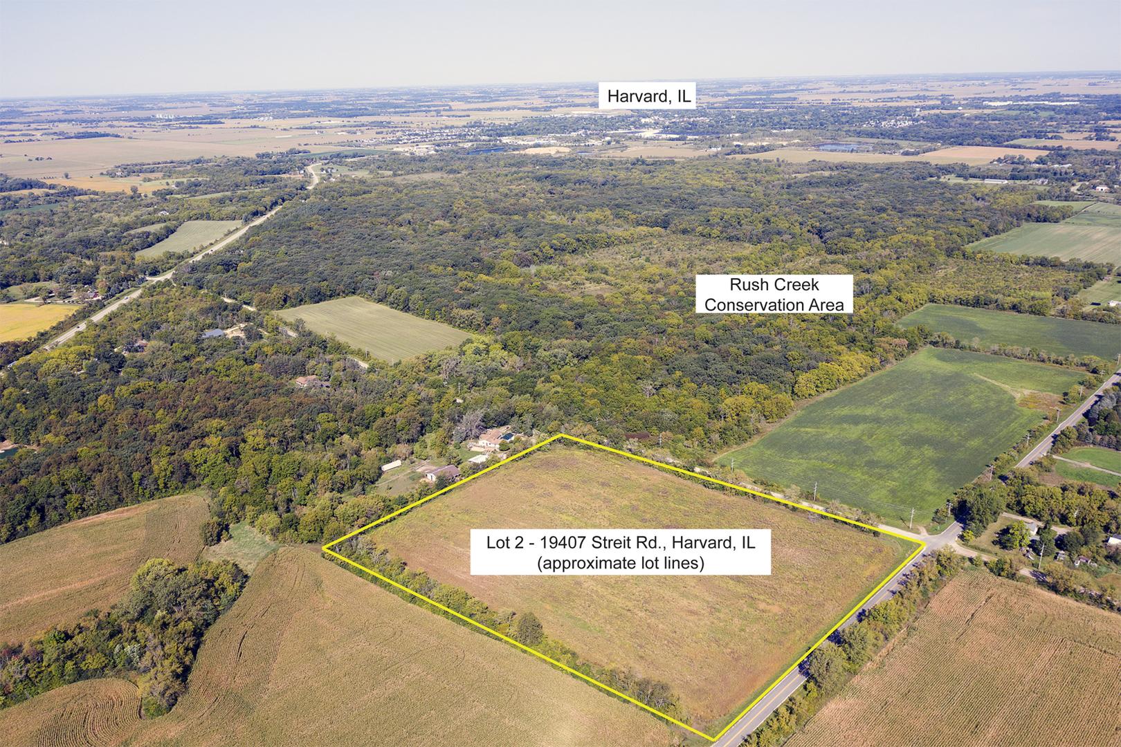 Lot 2 - 19407 Streit Road, Harvard, Illinois 60033, ,Farm,For Sale,Streit,MRD11221421
