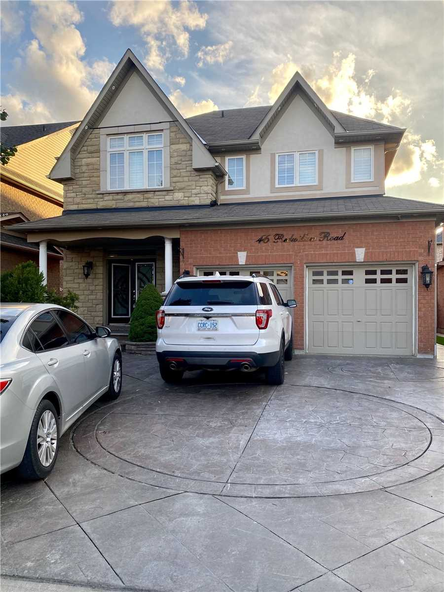 Detached house For Lease In Brampton - 46 Redwillow Rd, Brampton, Ontario, Canada L6P2B3 , 4 Bedrooms Bedrooms, ,4 BathroomsBathrooms,Detached,For Lease,Redwillow