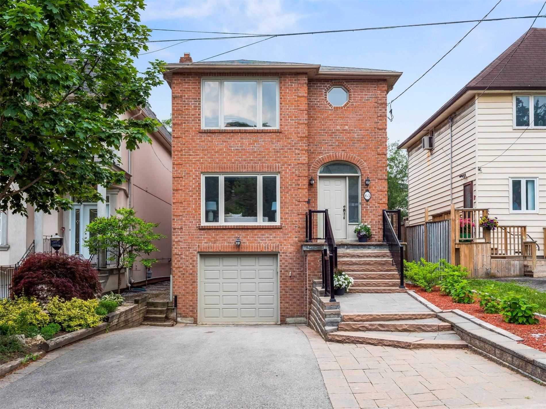 63 Burndale Ave, Toronto, Ontario M2N1S6, 4 Bedrooms Bedrooms, 8 Rooms Rooms,6 BathroomsBathrooms,Detached,For Sale,Burndale,C5373893