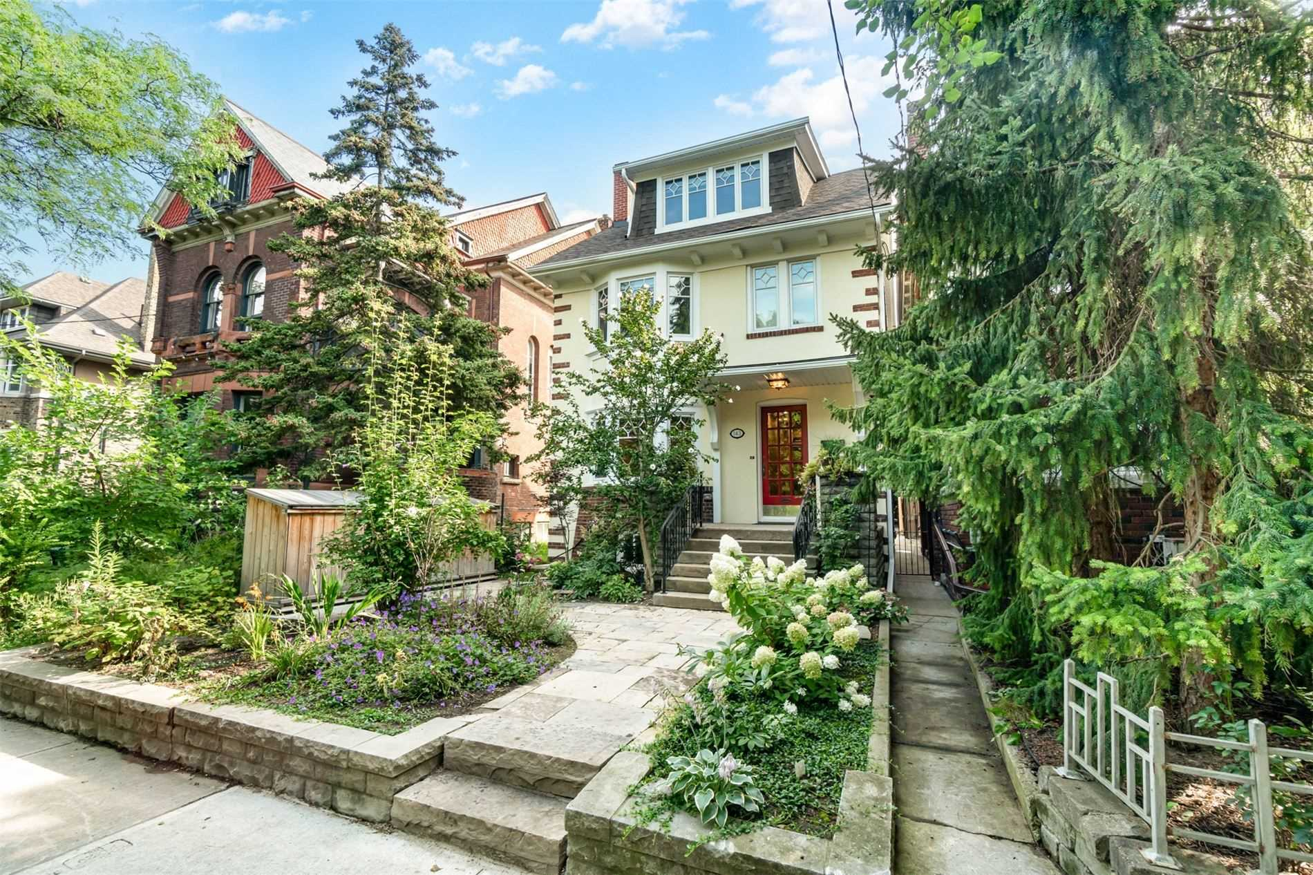 143 Madison Ave, Toronto, Ontario M5R2S6, 1 Bedroom Bedrooms, ,1 BathroomBathrooms,Detached,For Lease,Madison,C5374360