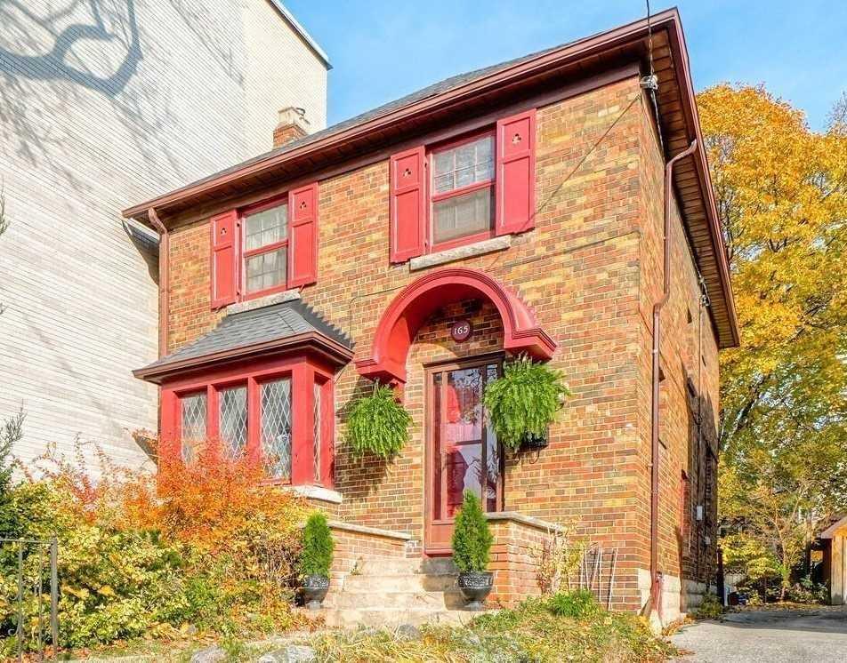 165 Lascelles Blvd, Toronto, Ontario M5P2E7, 4 Bedrooms Bedrooms, ,1 BathroomBathrooms,Detached,For Sale,Lascelles,C5374417