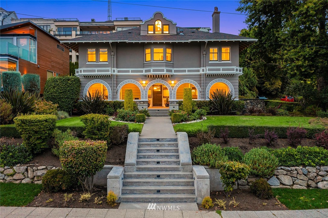170 Prospect Street, Seattle, Washington 98109, 6 Bedrooms Bedrooms, ,4 BathroomsBathrooms,Residential,For Sale,Prospect,NWM1813816