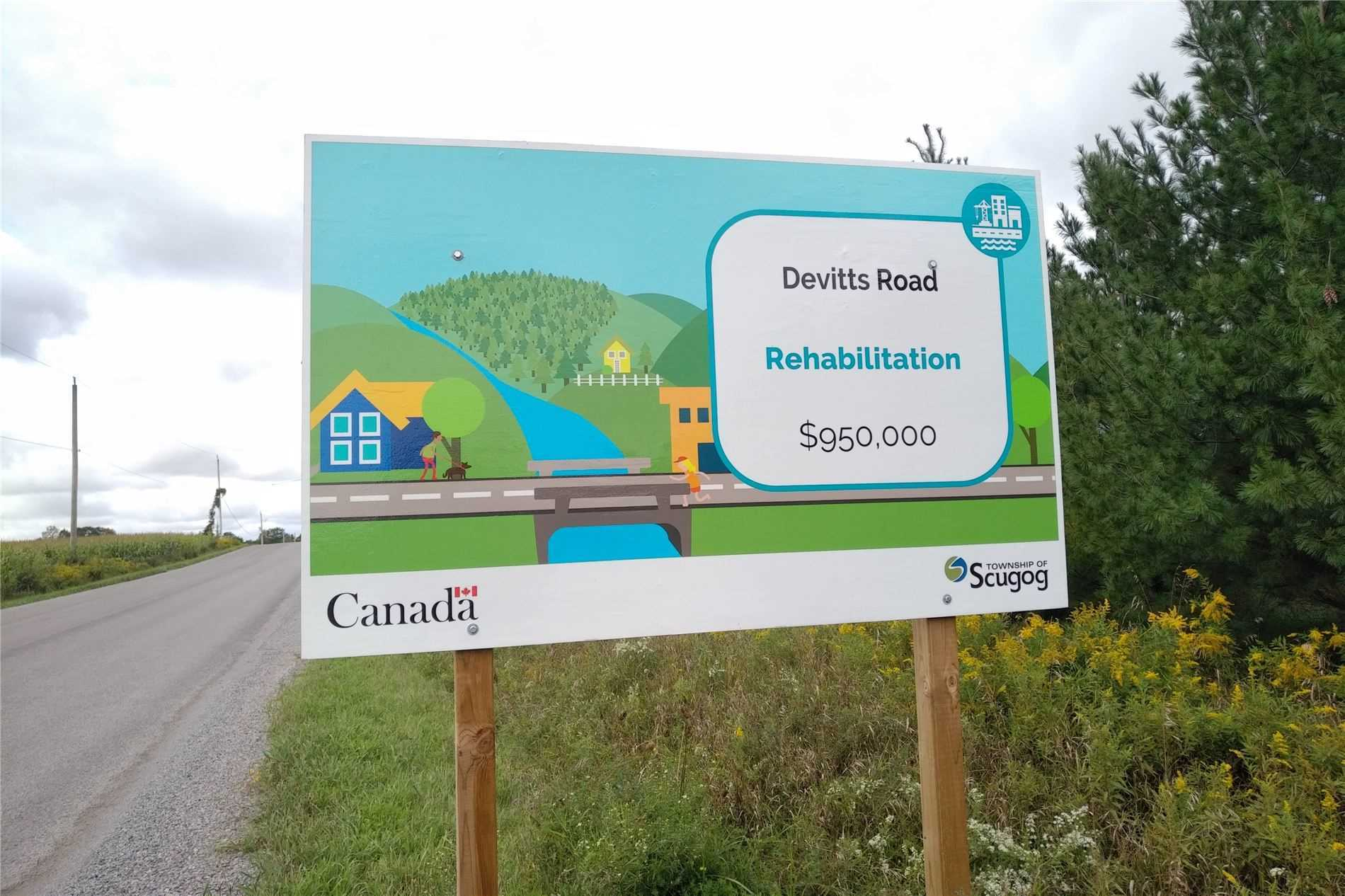 Vacant Land For Sale In Scugog , ,Vacant Land,For Sale,Devitts