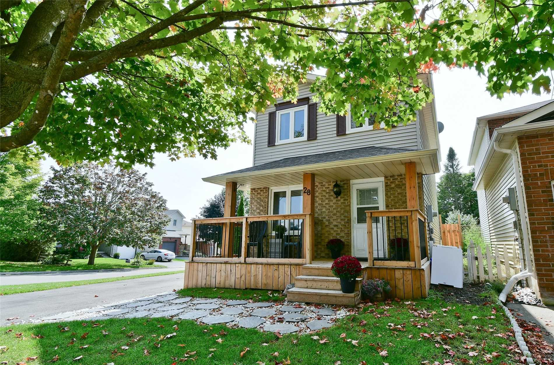 Detached house For Sale In Port Hope - 28 Curtis Crt, Port Hope, Ontario, Canada L1A 4H5 , 3 Bedrooms Bedrooms, ,2 BathroomsBathrooms,Detached,For Sale,Curtis