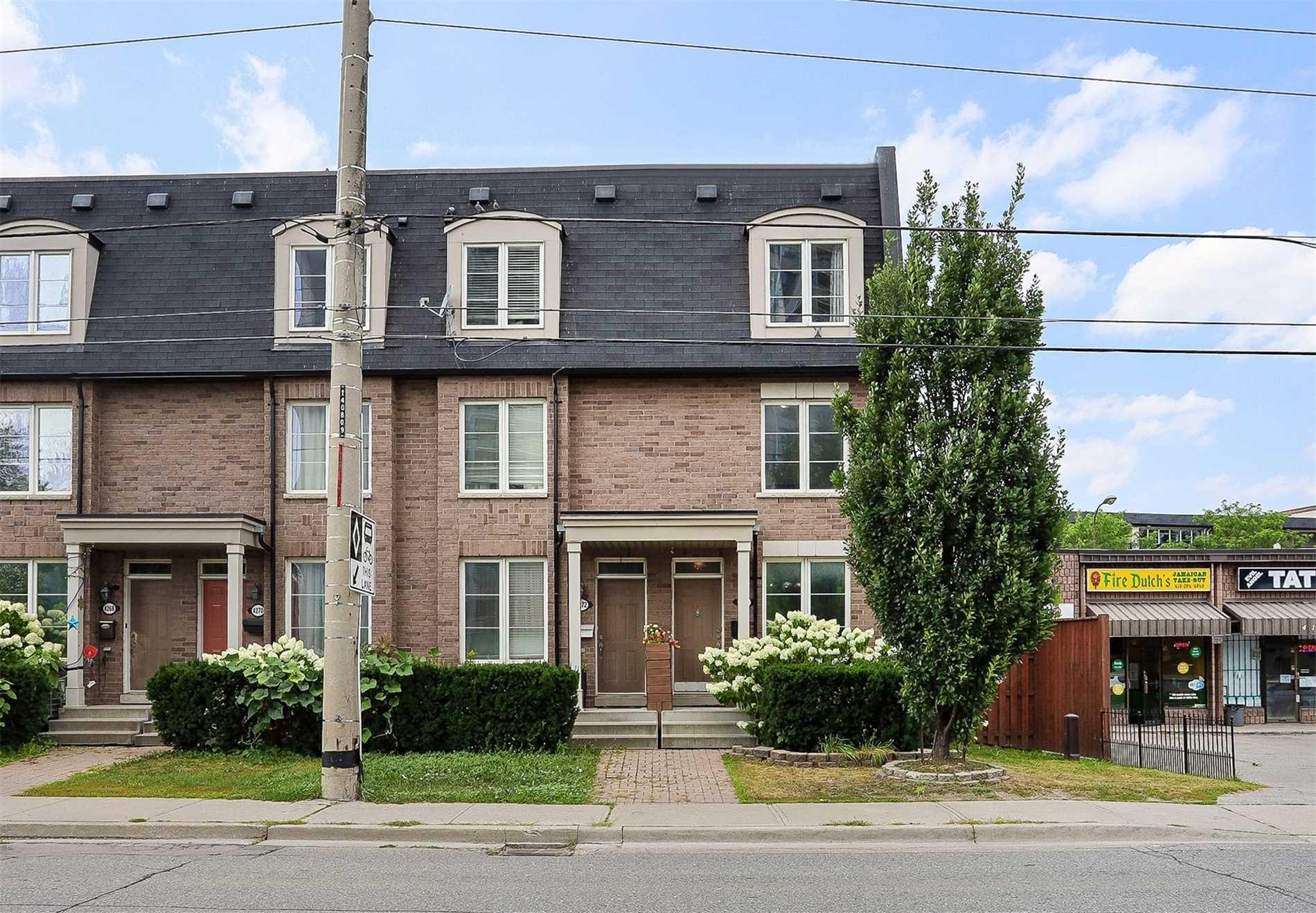 Att/row/twnhouse For Sale In Toronto , 4 Bedrooms Bedrooms, ,4 BathroomsBathrooms,Att/row/twnhouse,For Sale,Kingston