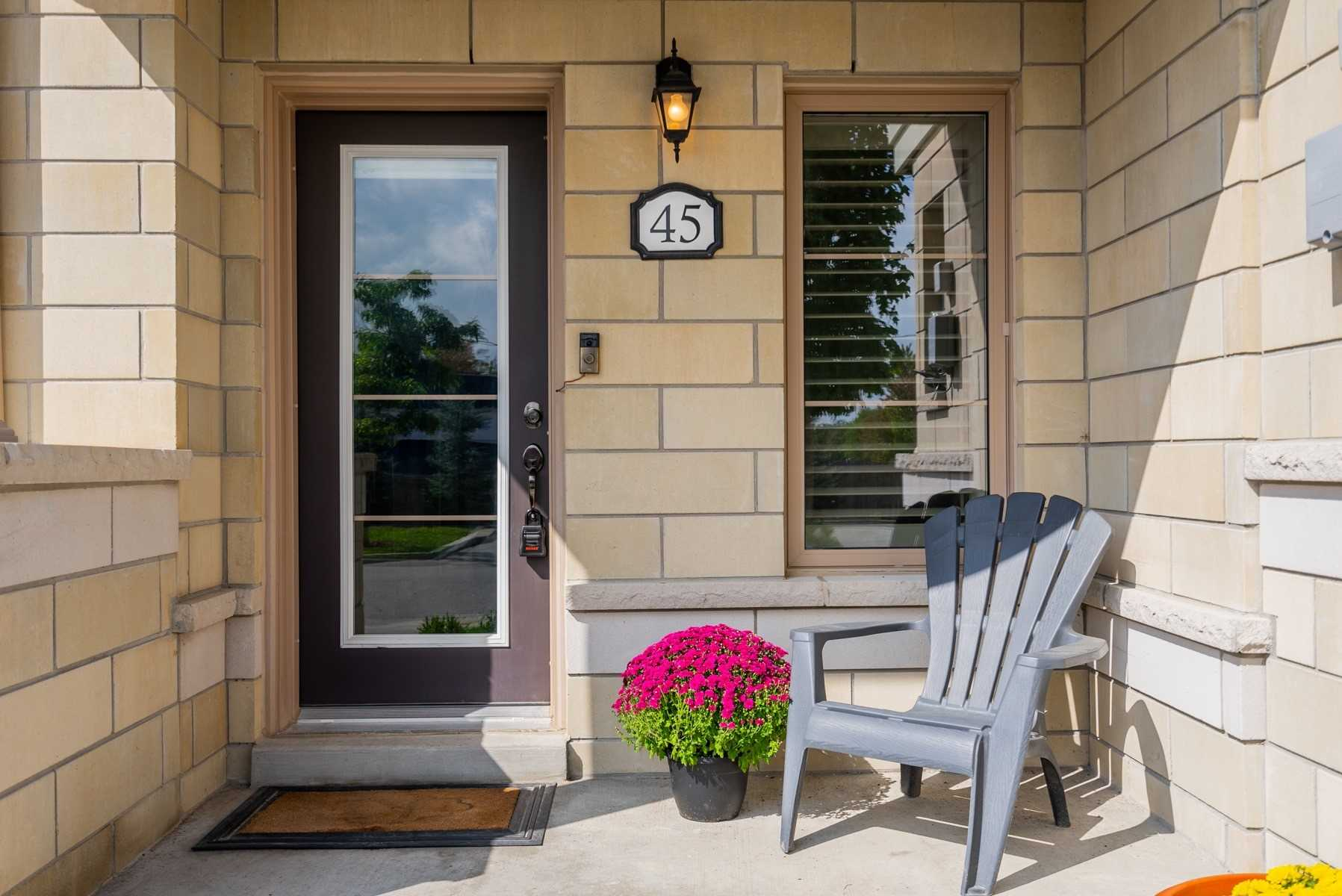 Att/row/twnhouse For Sale In Whitchurch-Stouffville