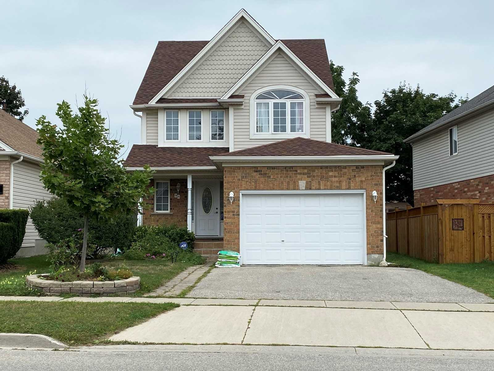 Detached house For Lease In Cambridge - 98 Adler Dr, Cambridge, Ontario, Canada N3C 4B7 , 3 Bedrooms Bedrooms, ,3 BathroomsBathrooms,Detached,For Lease,Adler