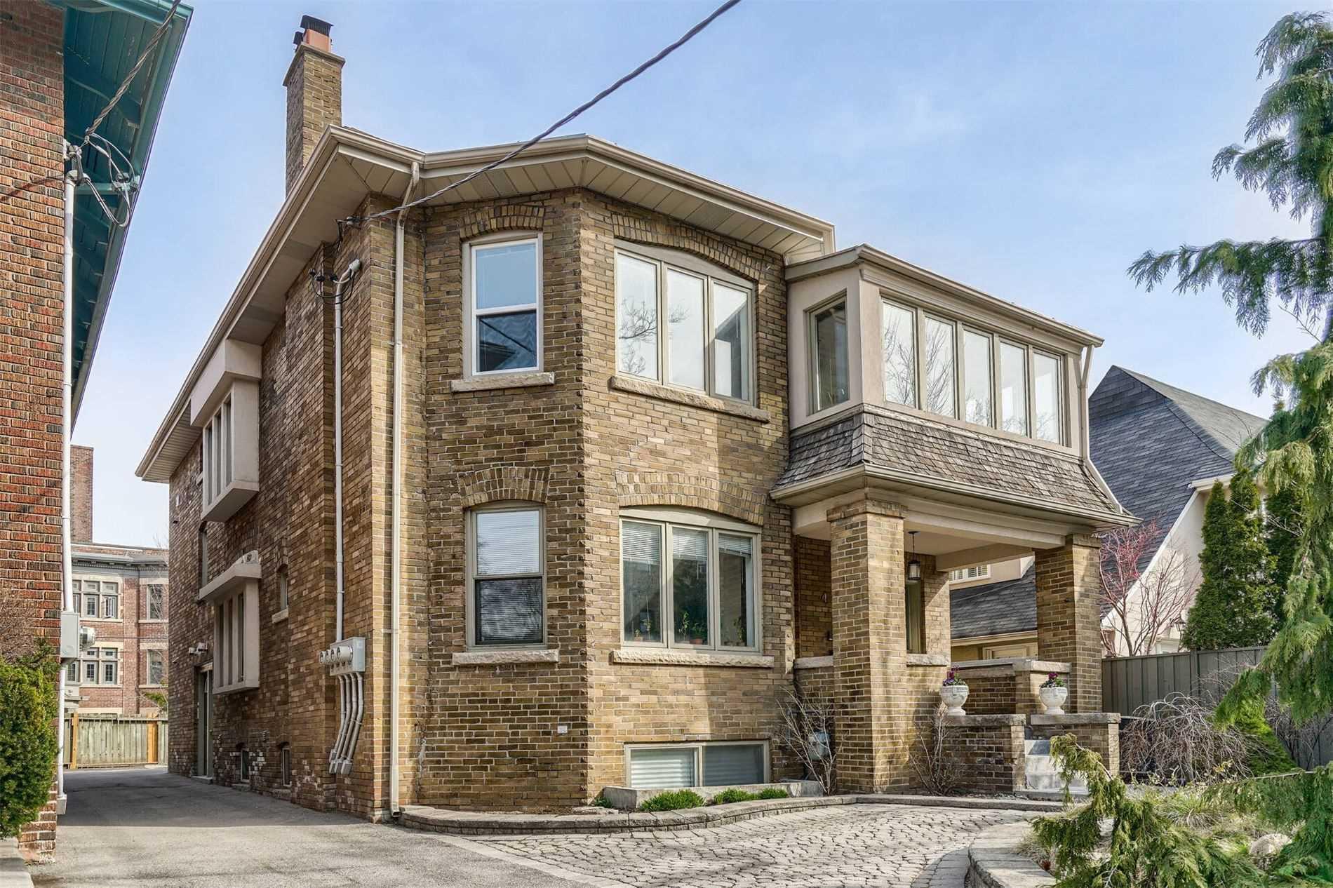 4 & 6 Oriole Gdns, Toronto, Ontario M4V1V7, 9 Bedrooms Bedrooms, 26 Rooms Rooms,13 BathroomsBathrooms,Detached,For Sale,Oriole,C5377495
