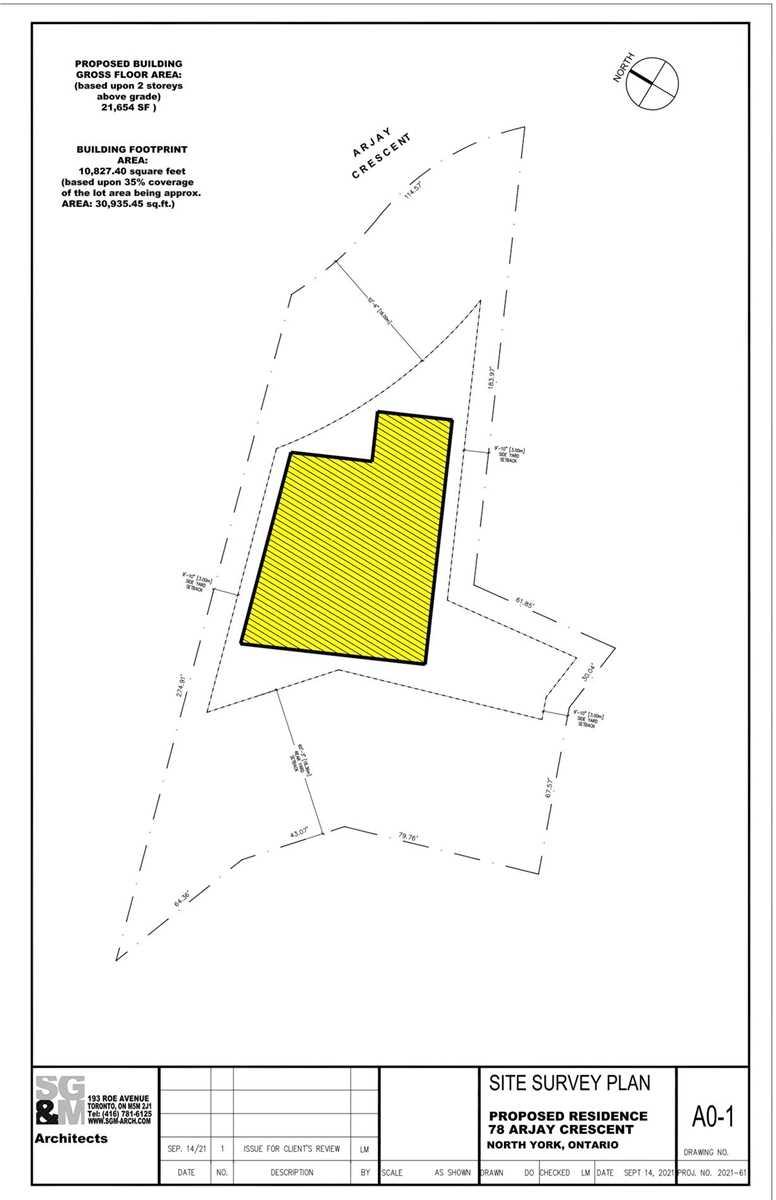 Detached house For Sale In Toronto - 78 Arjay Cres, Toronto, Ontario, Canada M2L 1C7 , 4 Bedrooms Bedrooms, ,5 BathroomsBathrooms,Detached,For Sale,Arjay