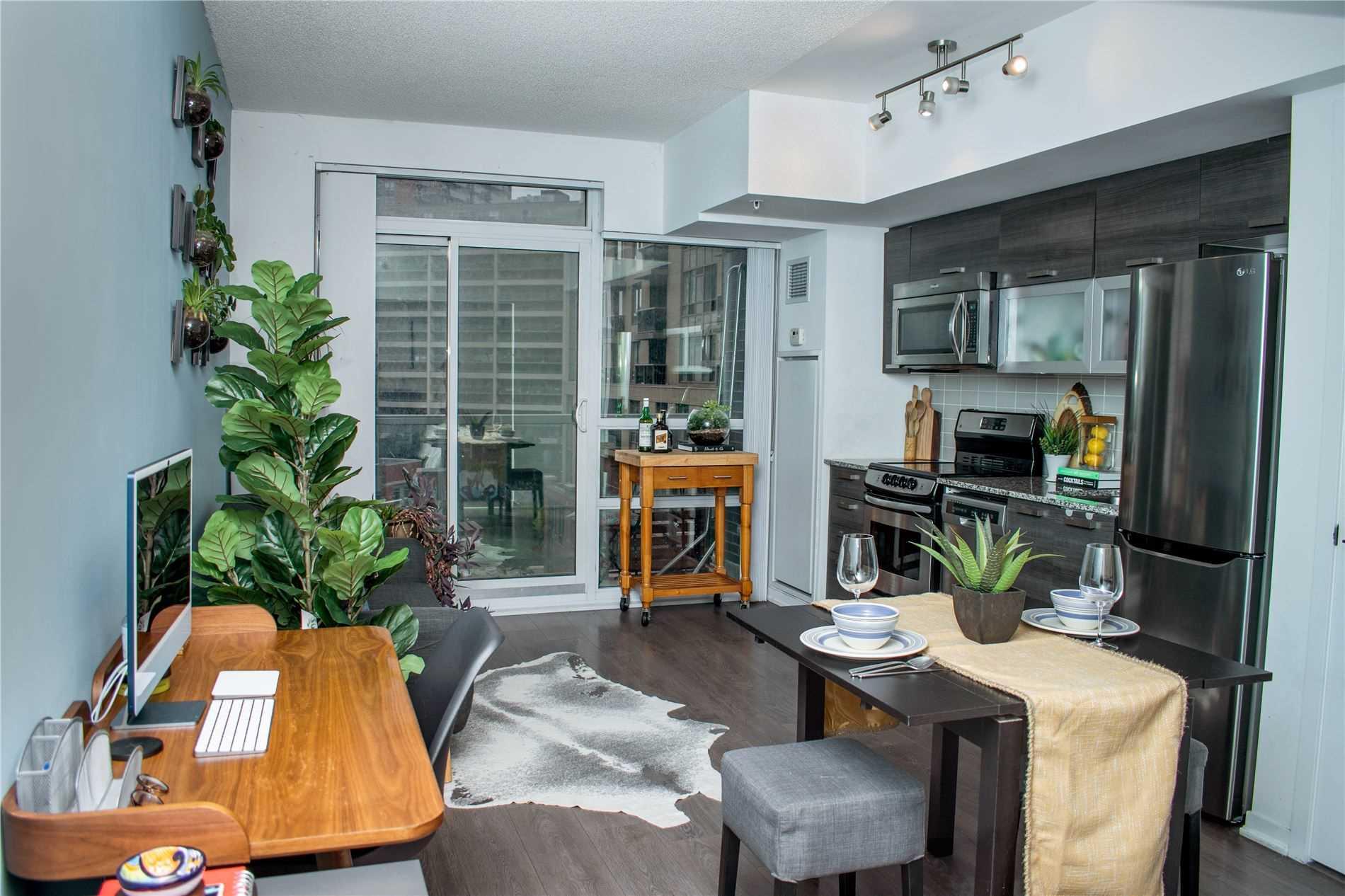 Condo Apt For Lease In Toronto , 1 Bedroom Bedrooms, ,1 BathroomBathrooms,Condo Apt,For Lease,816,Abell