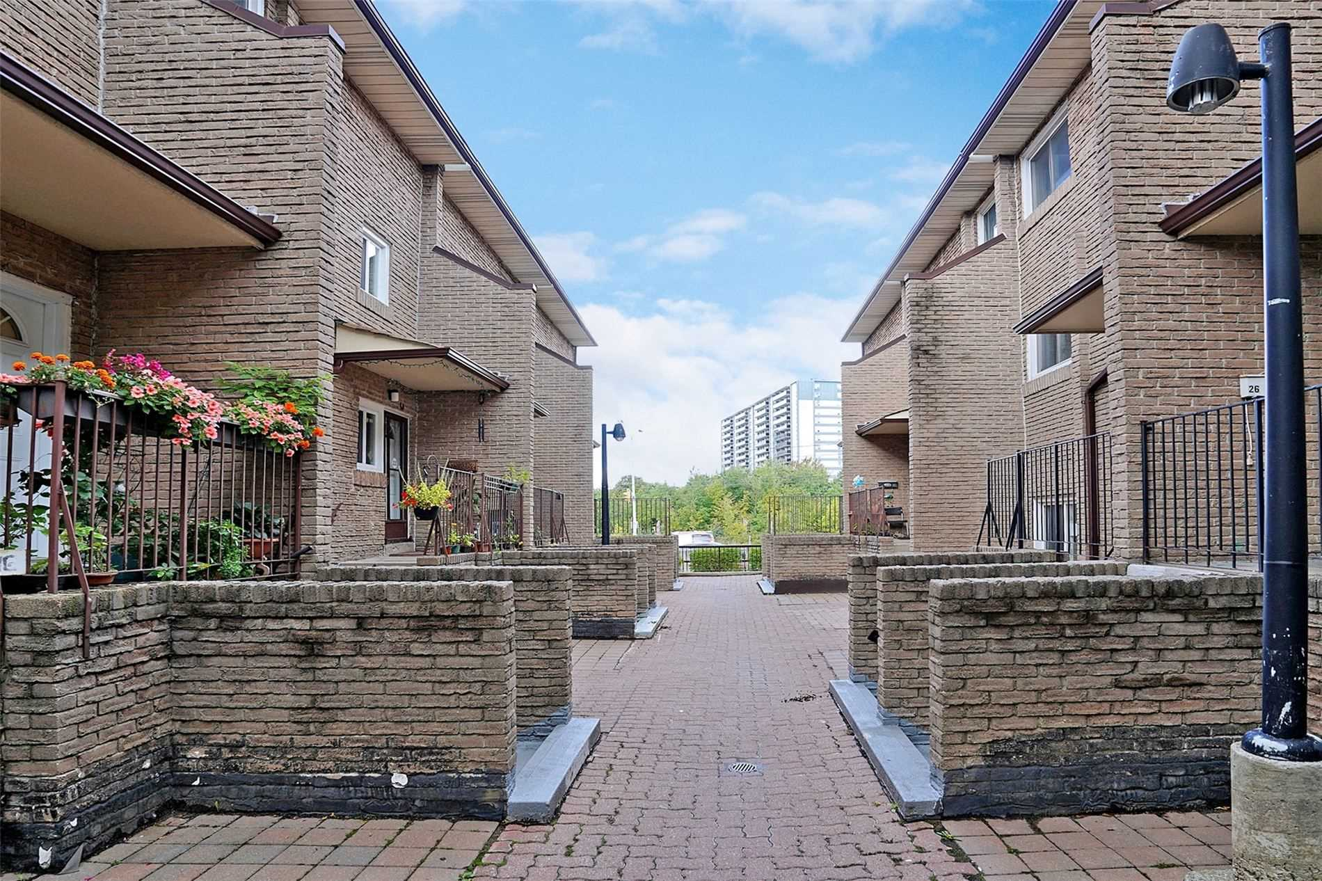 Condo Townhouse For Sale In Toronto , 3 Bedrooms Bedrooms, ,2 BathroomsBathrooms,Condo Townhouse,For Sale,28,Muir