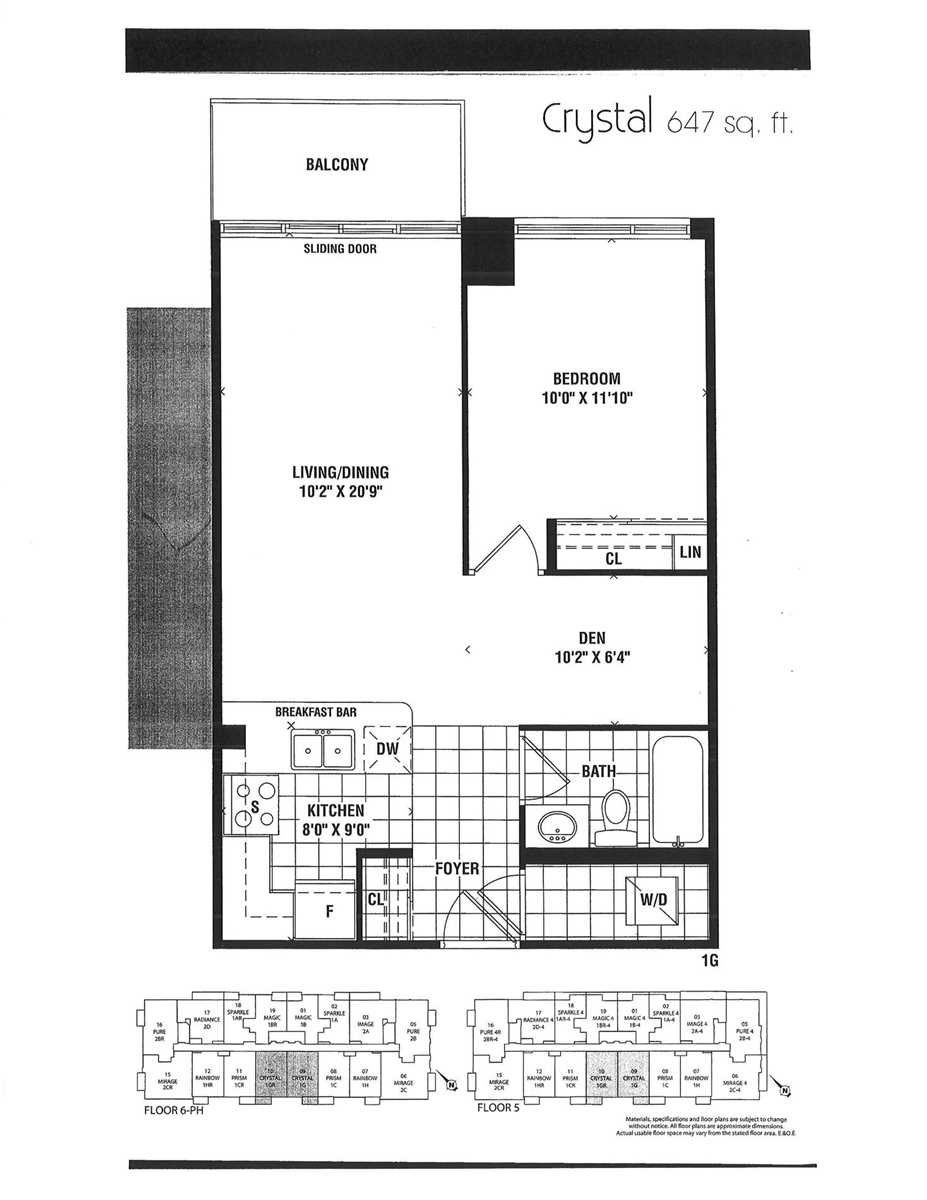 Condo Apt For Lease In Mississauga , 1 Bedroom Bedrooms, ,1 BathroomBathrooms,Condo Apt,For Lease,1109,Rathburn