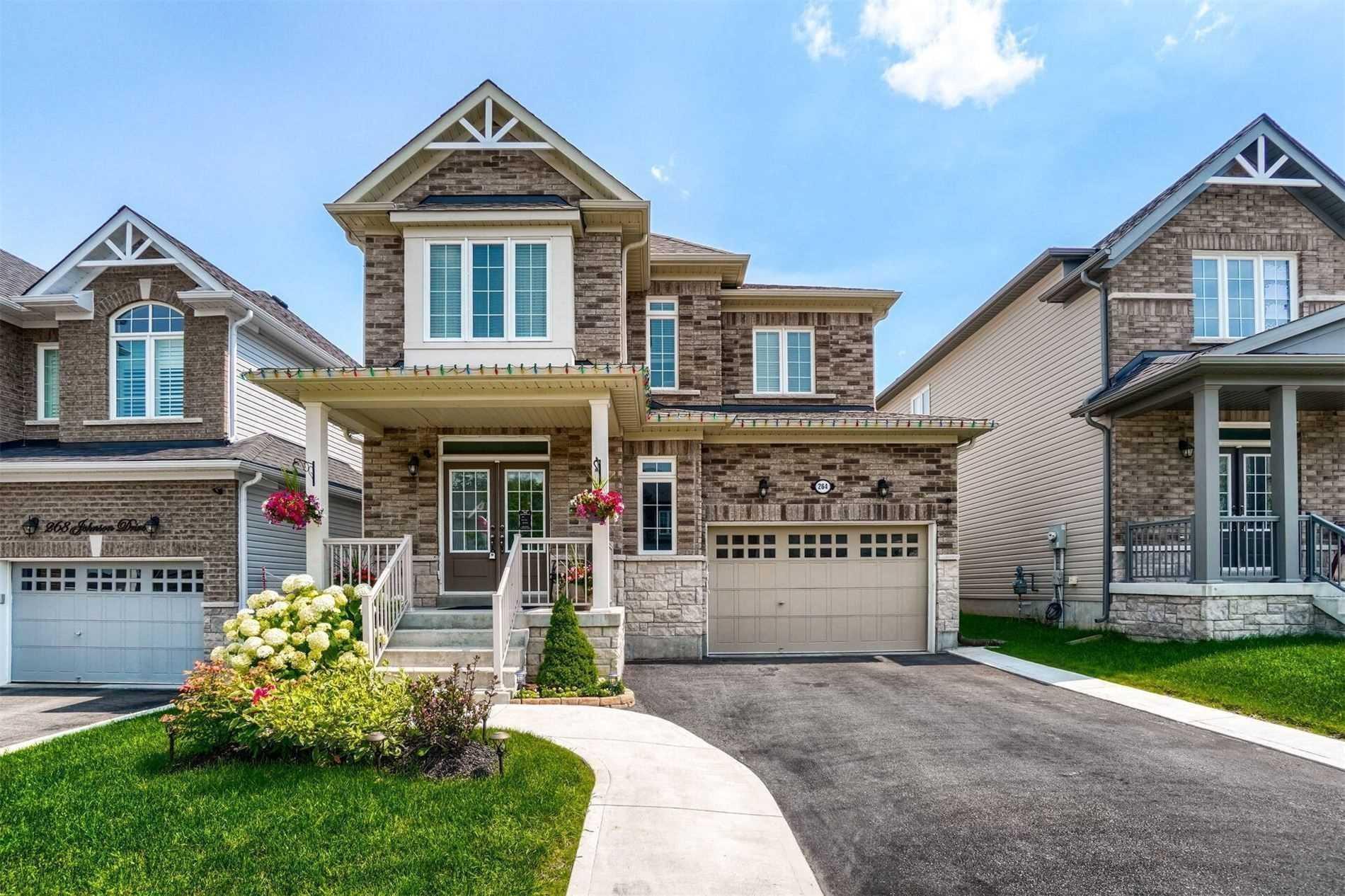 Detached house For Lease In Shelburne - 264 Johnson Dr, Shelburne, Ontario, Canada L9V 3V7 , 4 Bedrooms Bedrooms, ,3 BathroomsBathrooms,Detached,For Lease,Johnson