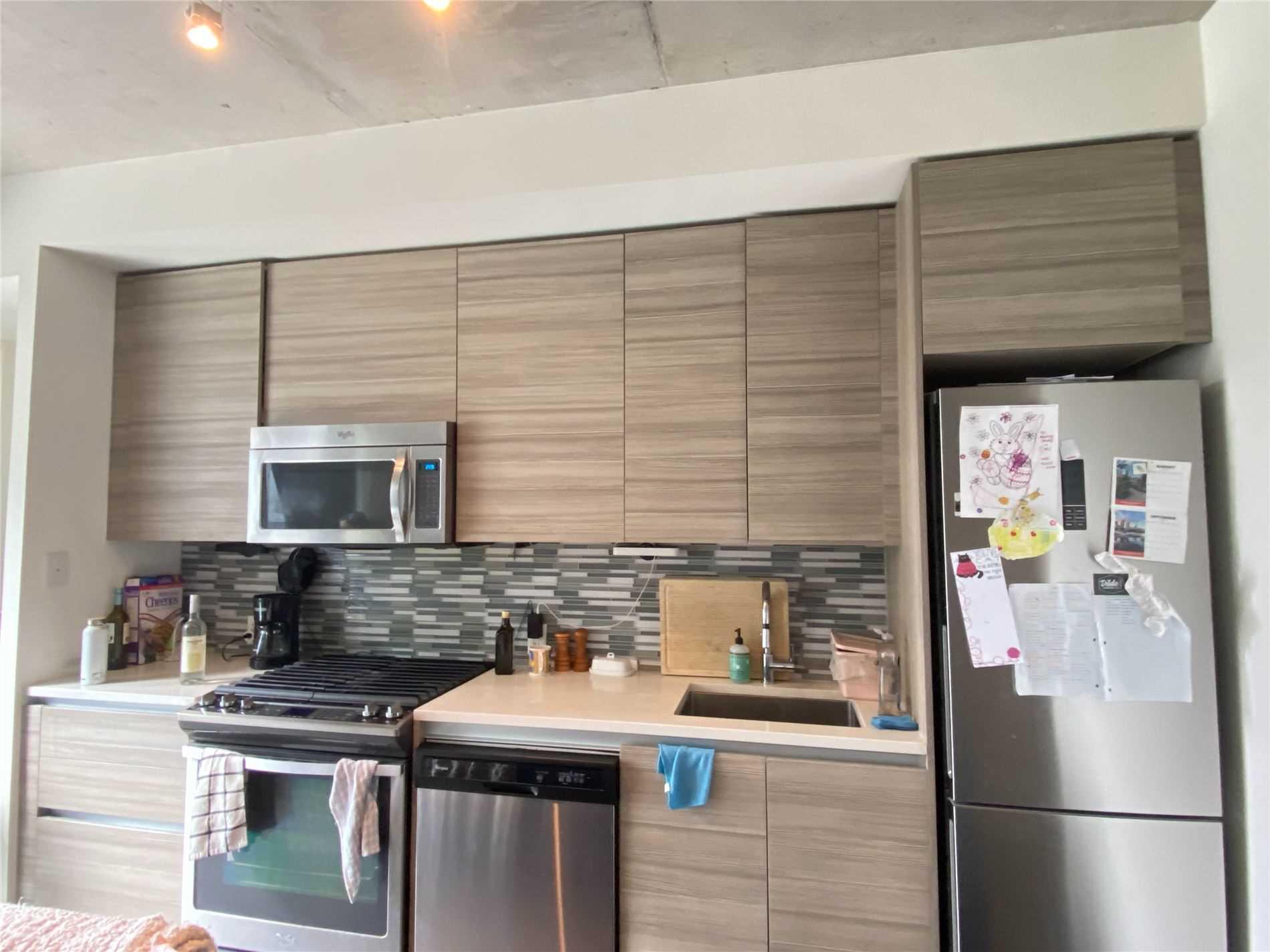 Condo Apt For Lease In Toronto , 1 Bedroom Bedrooms, ,1 BathroomBathrooms,Condo Apt,For Lease,307,Bathurst
