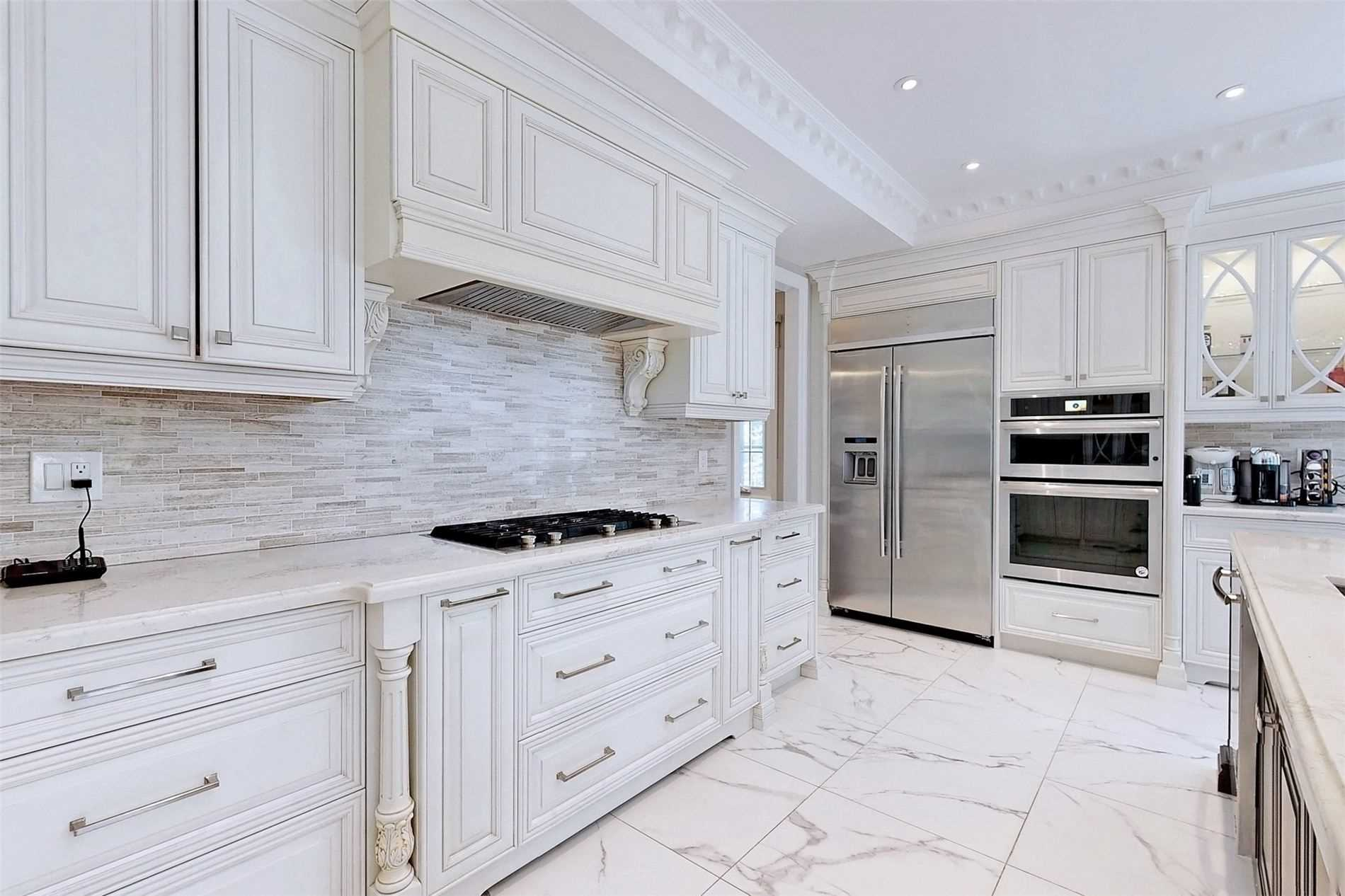 Detached house For Sale In Whitchurch-Stouffville - 46 Sherrick Dr, Whitchurch-Stouffville, Ontario, Canada L4A2E9 , 5 Bedrooms Bedrooms, ,6 BathroomsBathrooms,Detached,For Sale,Sherrick