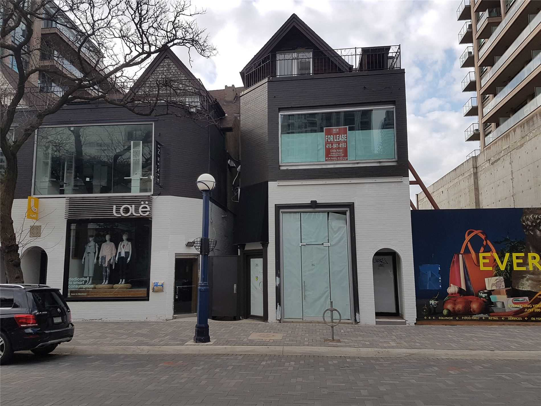 Commercial/retail For Lease In Toronto , ,Commercial/retail,For Lease,3rd Fl,Yorkville