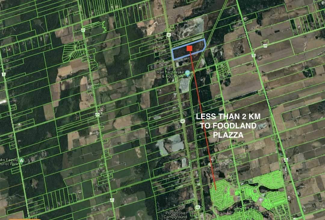 Land For Sale In East Gwillimbury , ,Land,For Sale,Highway 48