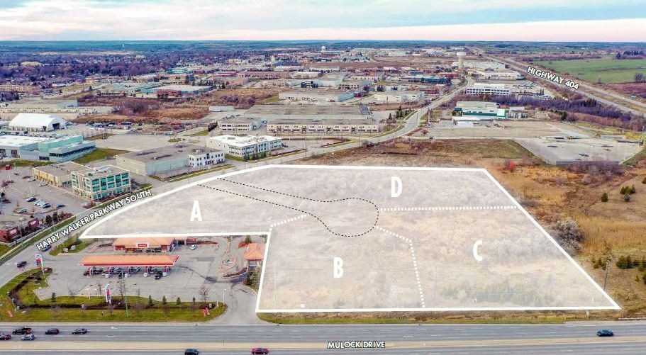 Land For Sale In Newmarket , ,Land,For Sale,Bk Abcd,Mulock