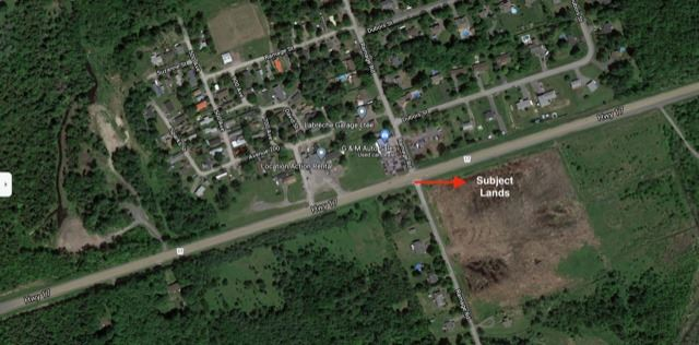 Land For Sale In Clarence-Rockland , ,Land,For Sale,Highway 17