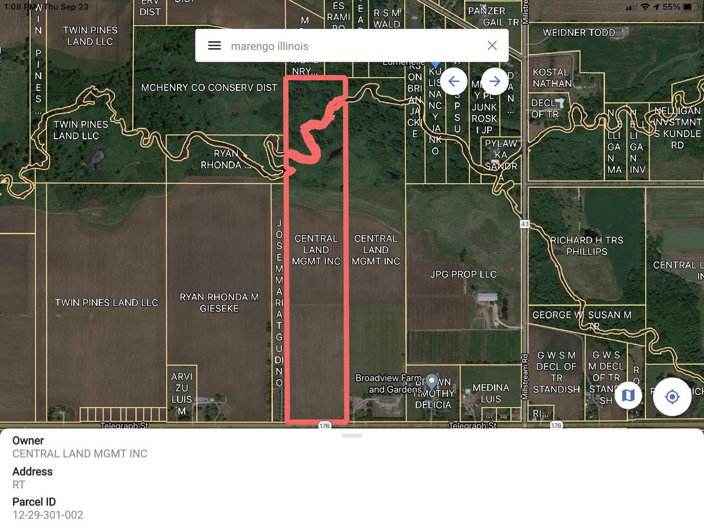 002 Rt. 176, Marengo, Illinois 60152, ,Farm,For Sale,Rt. 176,MRD11227998