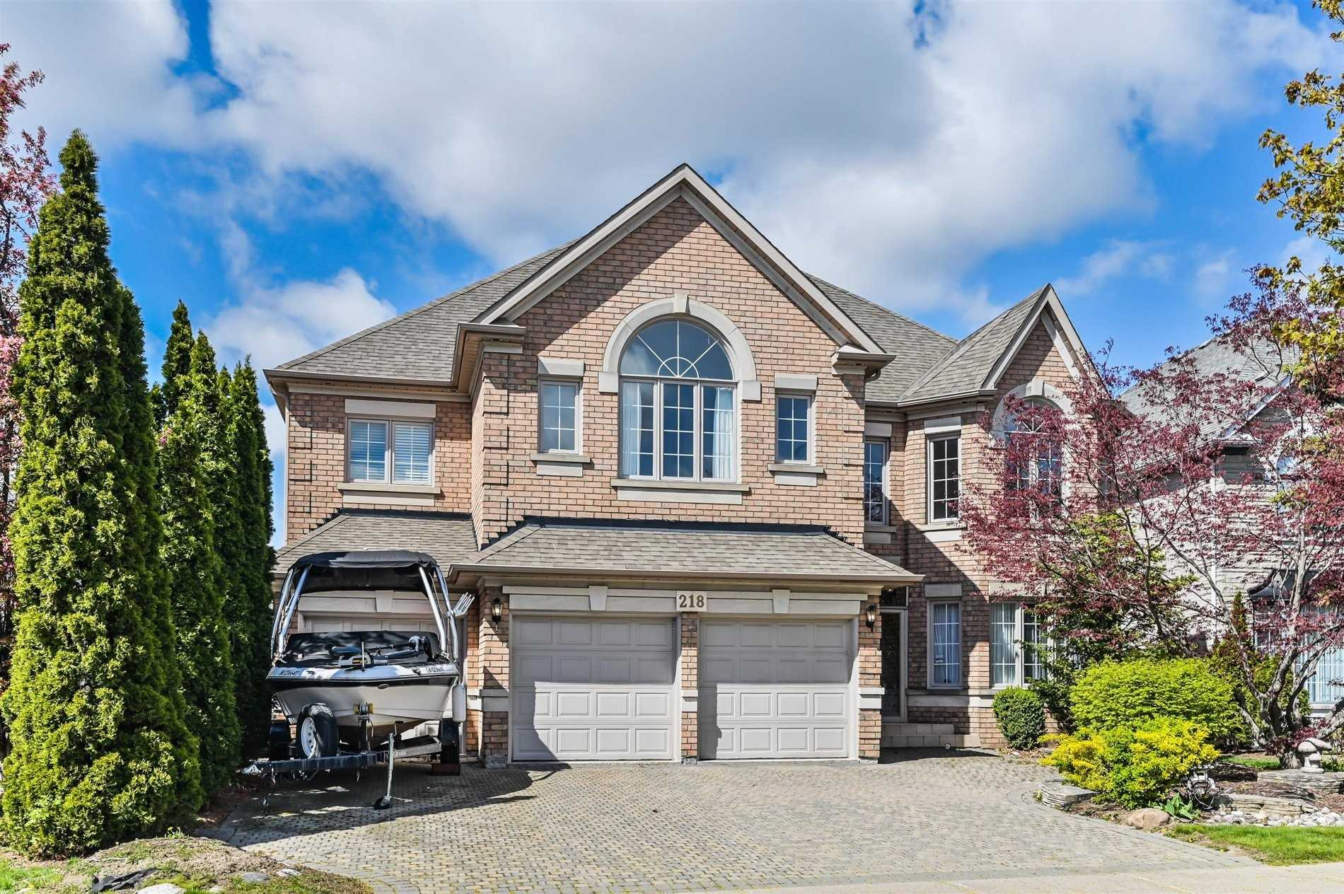 Detached house For Sale In Richmond Hill - 218 Boake Tr, Richmond Hill, Ontario, Canada L4B3Z6 , 5 Bedrooms Bedrooms, ,5 BathroomsBathrooms,Detached,For Sale,Boake