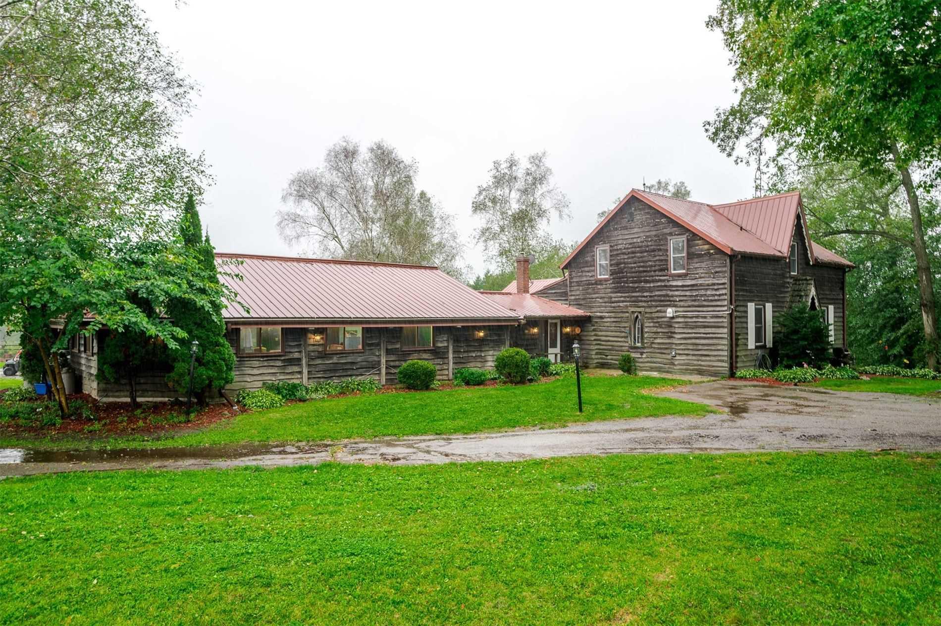 Farm For Sale In Clarington , 4 Bedrooms Bedrooms, ,3 BathroomsBathrooms,Farm,For Sale,Thertell