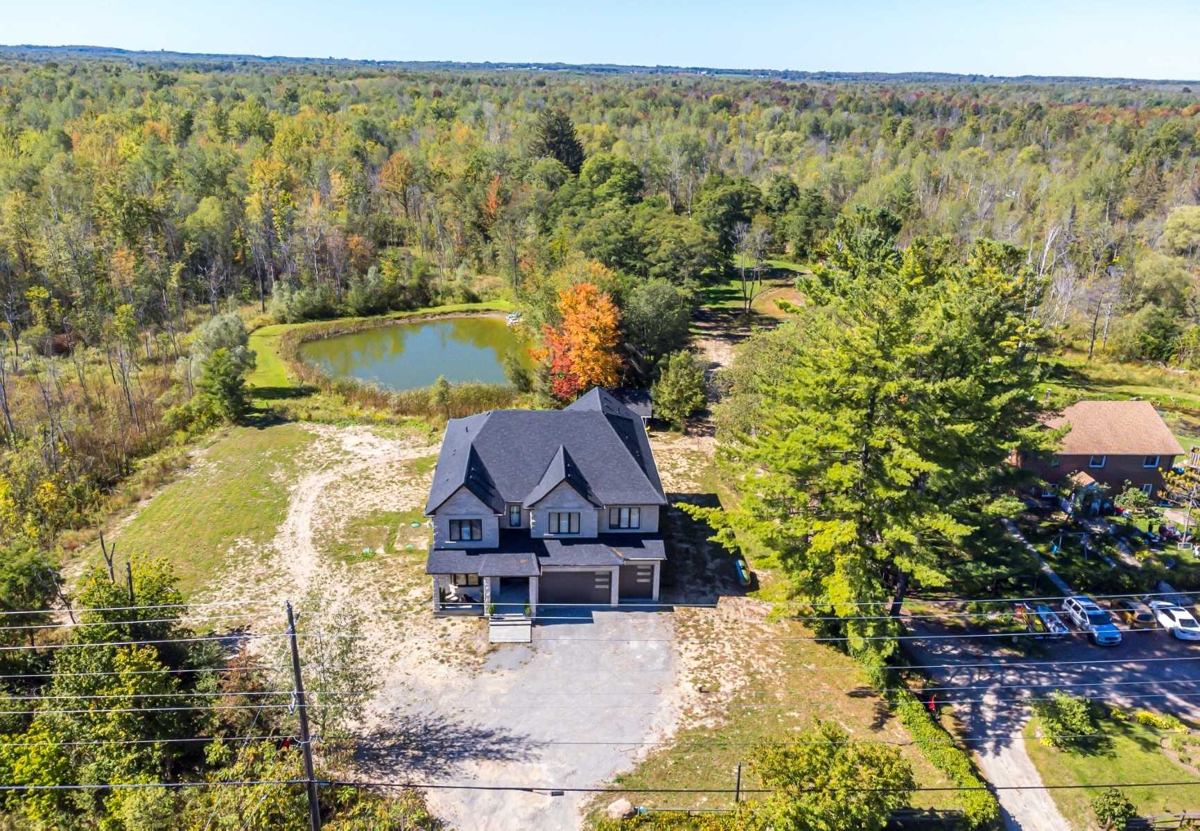 Detached house For Sale In East Gwillimbury - 21372 Highway 48, East Gwillimbury, Ontario, Canada L0G 1M0 , 5 Bedrooms Bedrooms, ,6 BathroomsBathrooms,Detached,For Sale,Highway 48