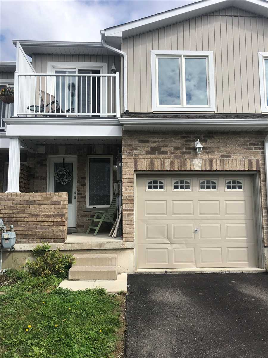 Att/row/twnhouse For Sale In Barrie