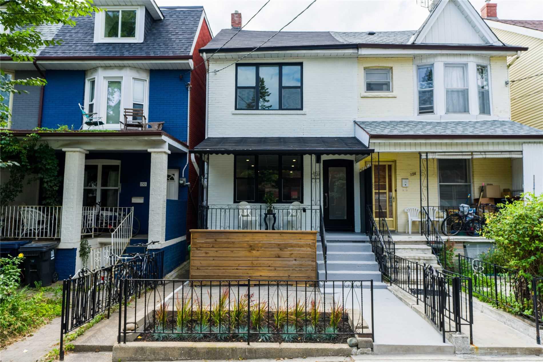 Semi-Detached For Sale In Toronto , 3 Bedrooms Bedrooms, ,3 BathroomsBathrooms,Semi-Detached,For Sale,Bellwoods
