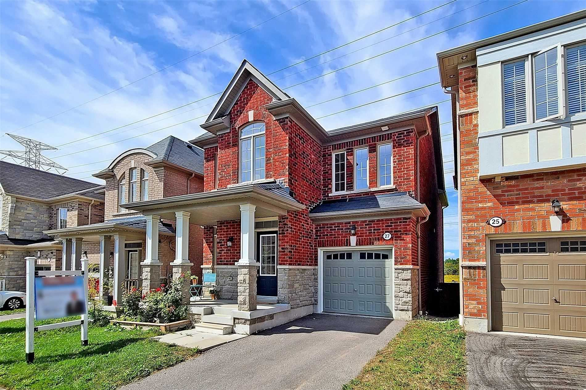 Detached house For Sale In AJAX - 27 Stockell Cres, AJAX, Ontario, Canada L1T0M5 , 4 Bedrooms Bedrooms, ,4 BathroomsBathrooms,Detached,For Sale,Stockell