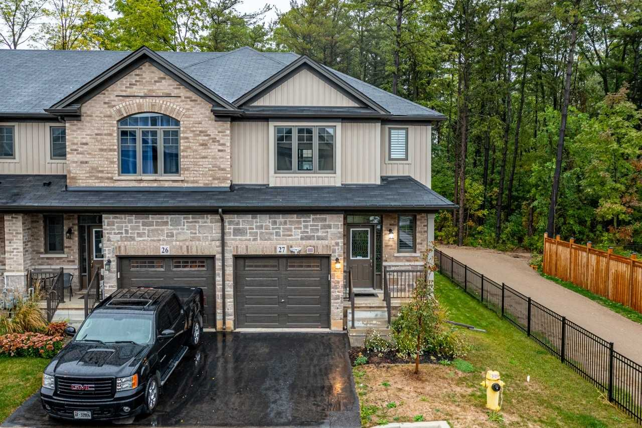 Att/row/twnhouse For Sale In Brant
